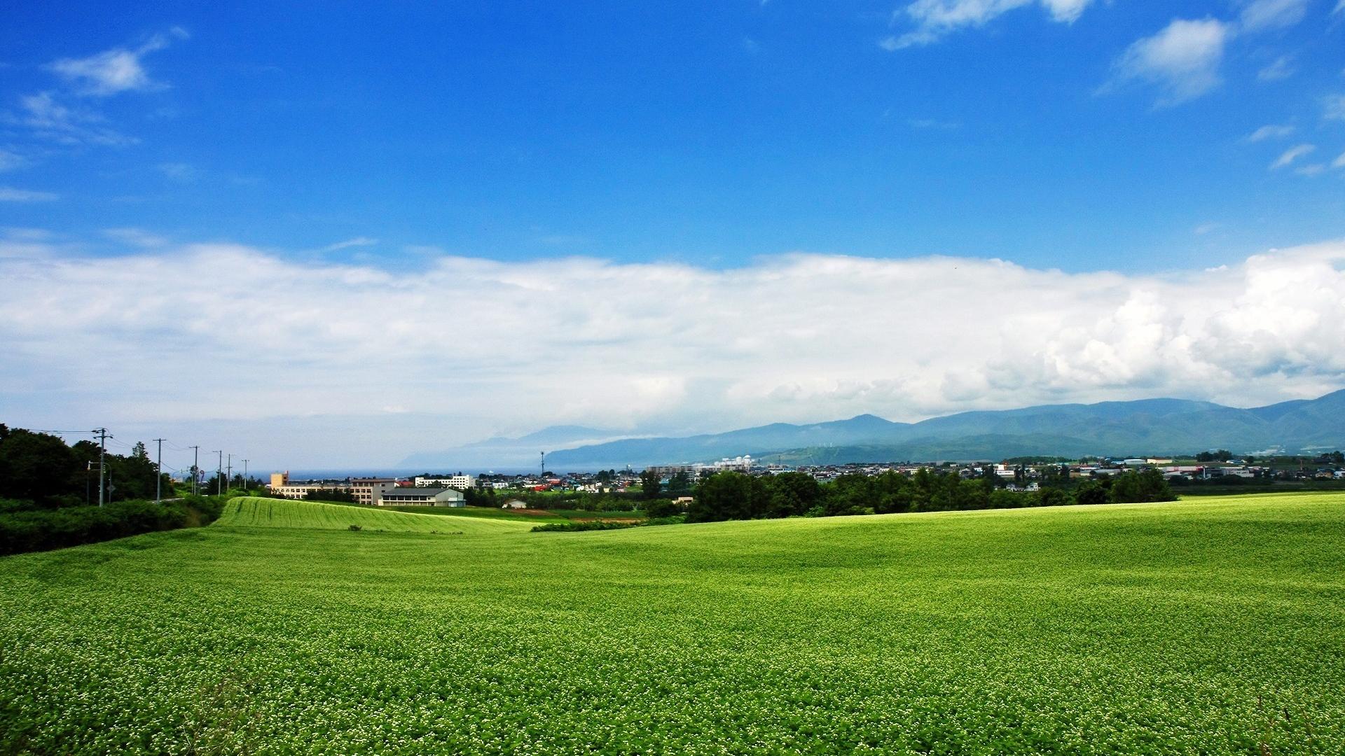 Village Background