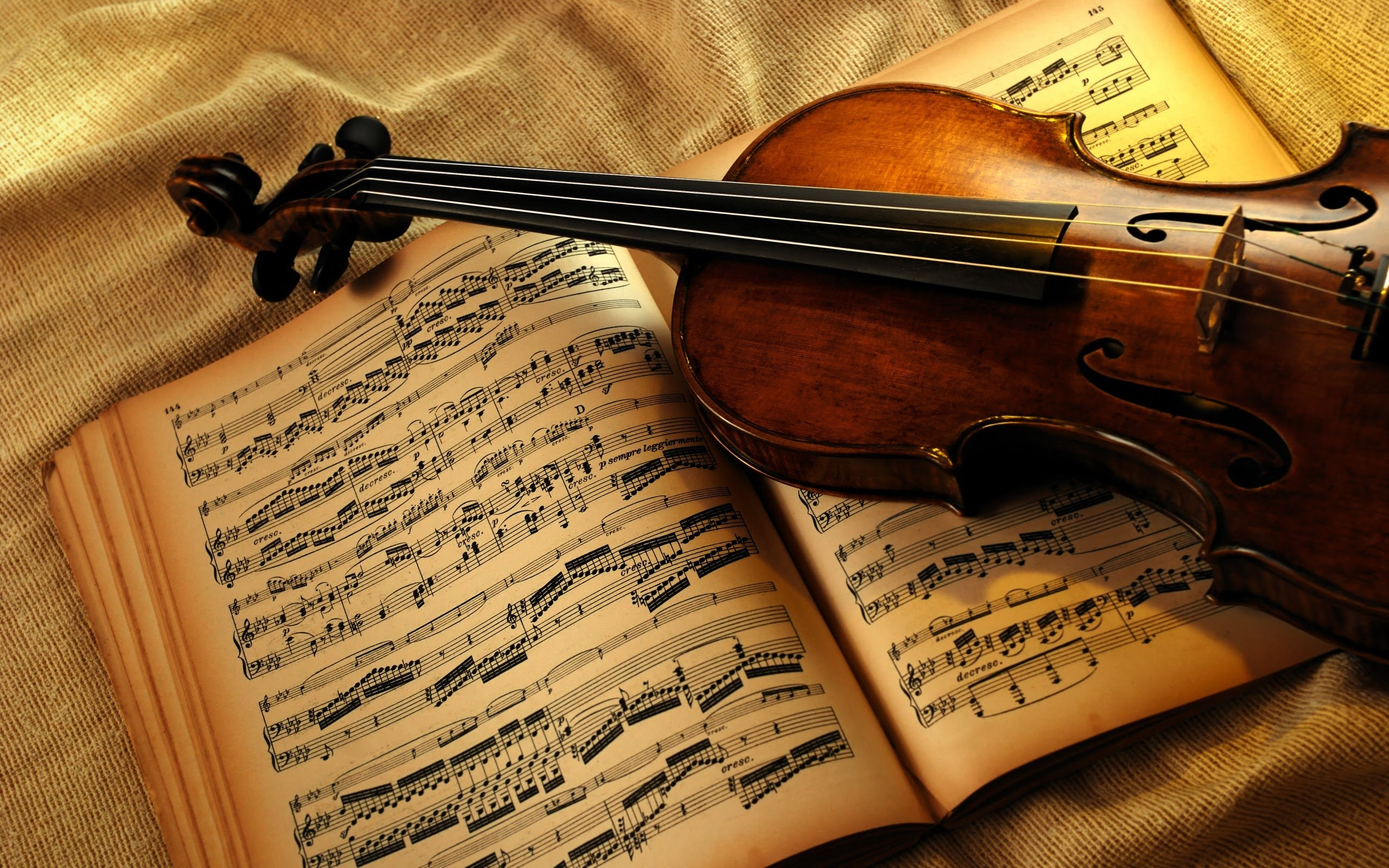 Violin classic music