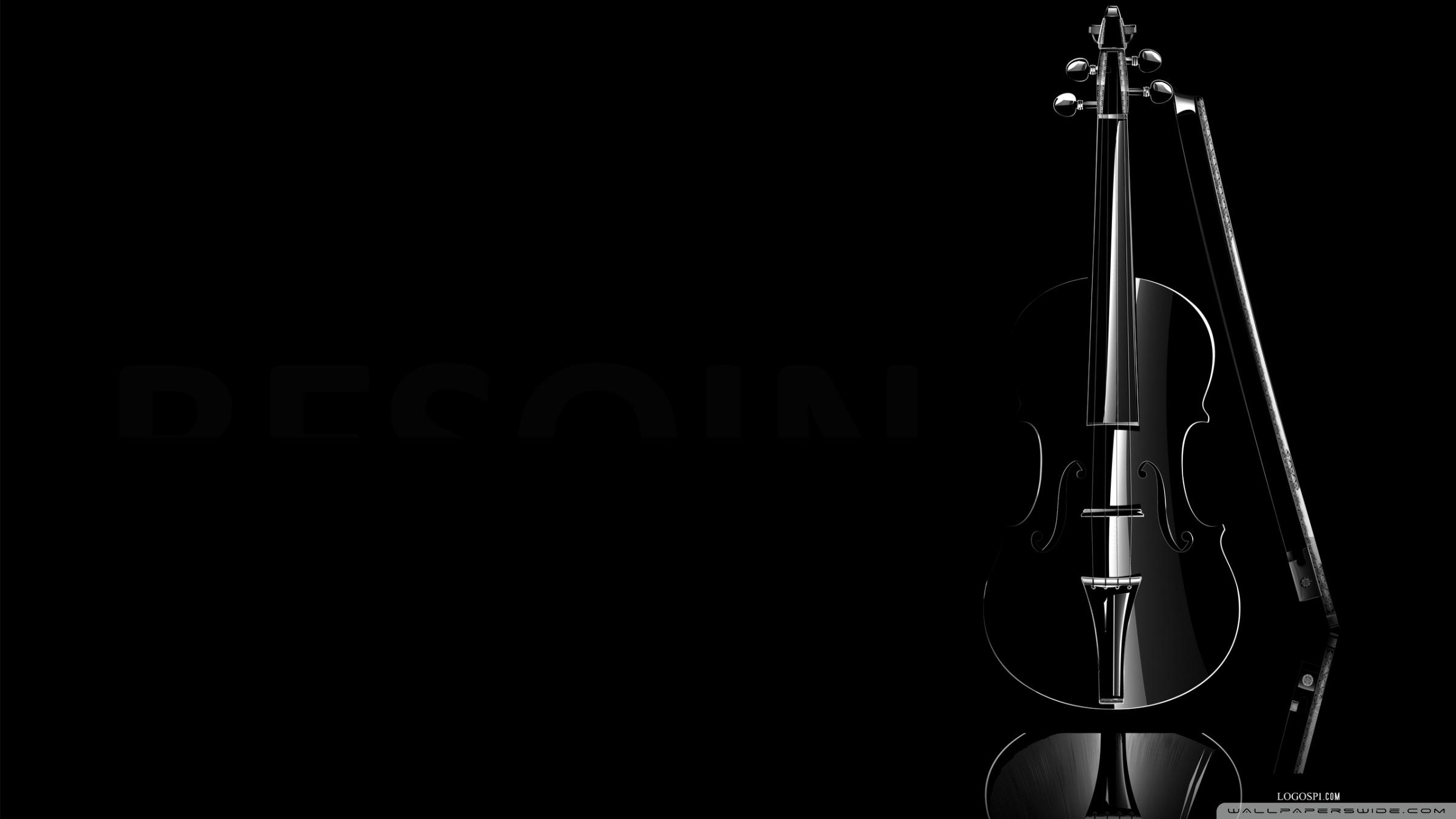 Violin Wallpaper HD