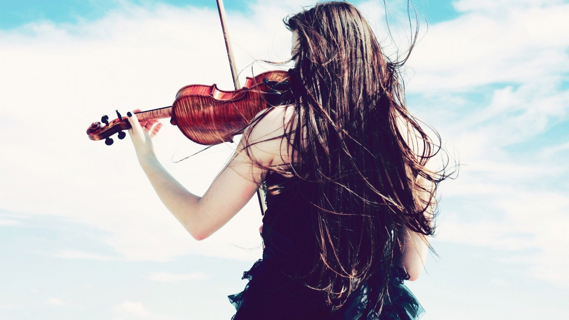 Related Wallpapers. Violinist ...