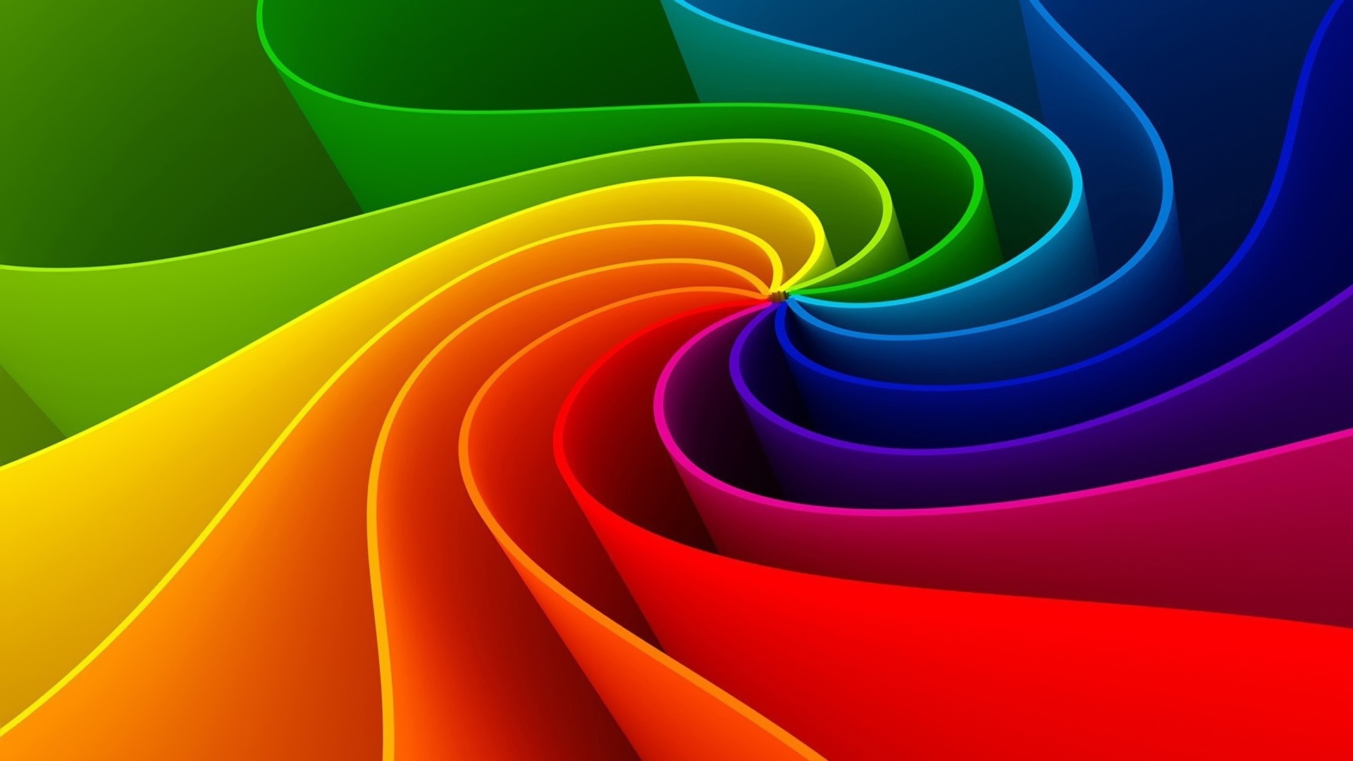 Abstract Rainbows, Rainbows Spirals, Google Search, Rainbows Wallpapers