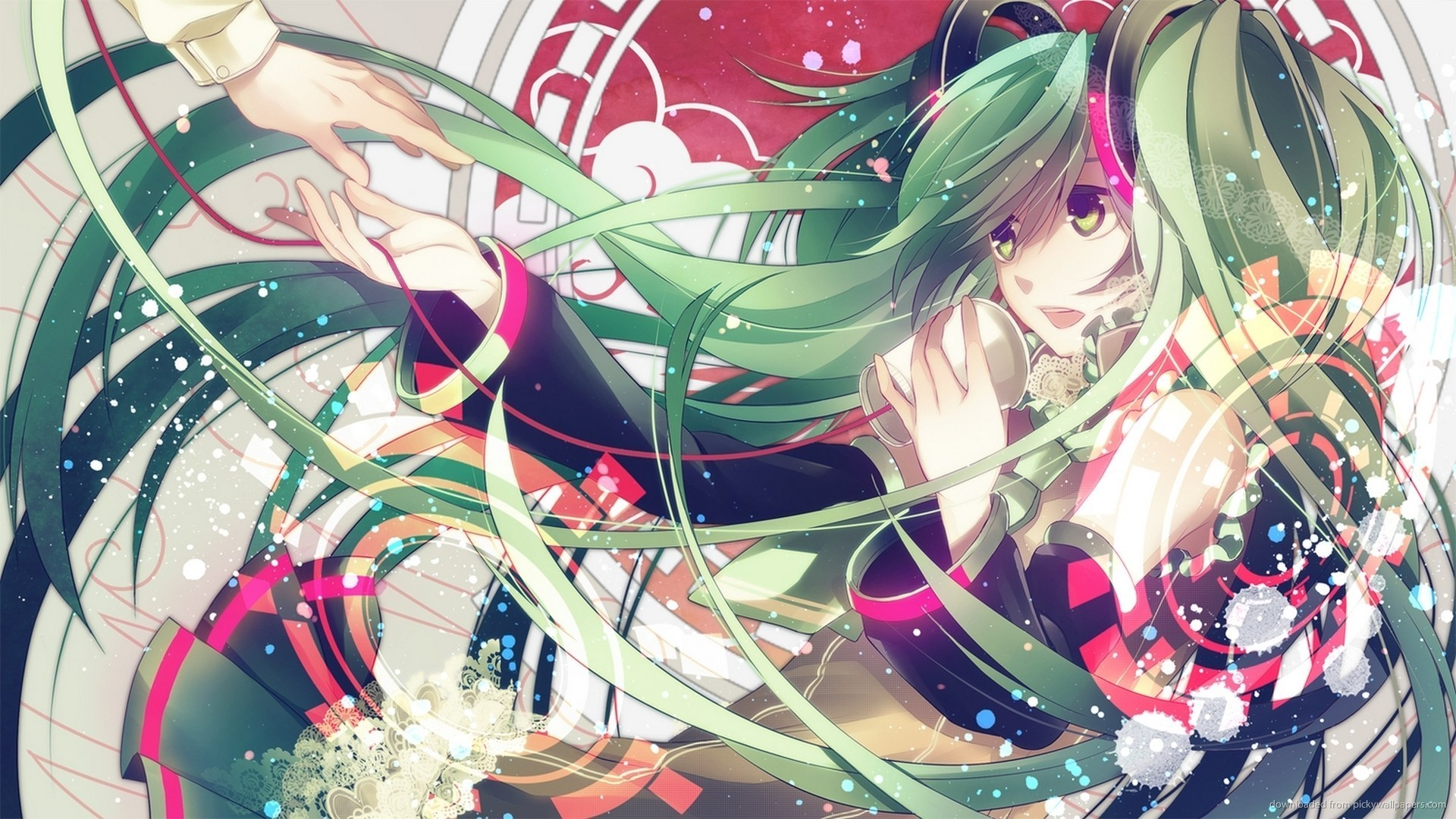 ... Vocaloid Hatsune Miko for 1920x1080