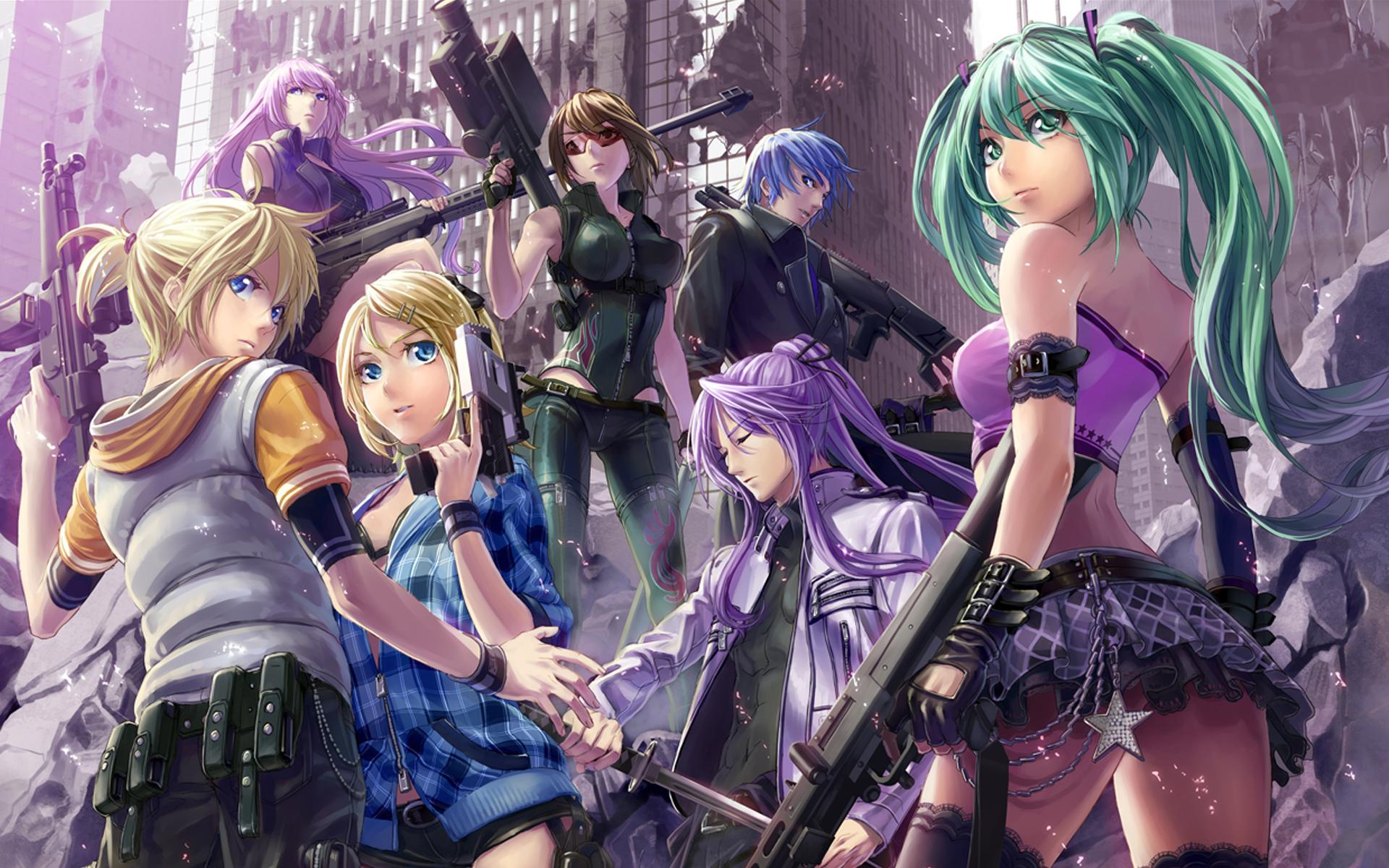 HD Wallpaper | Background ID:112140. 1920x1200 Anime Vocaloid