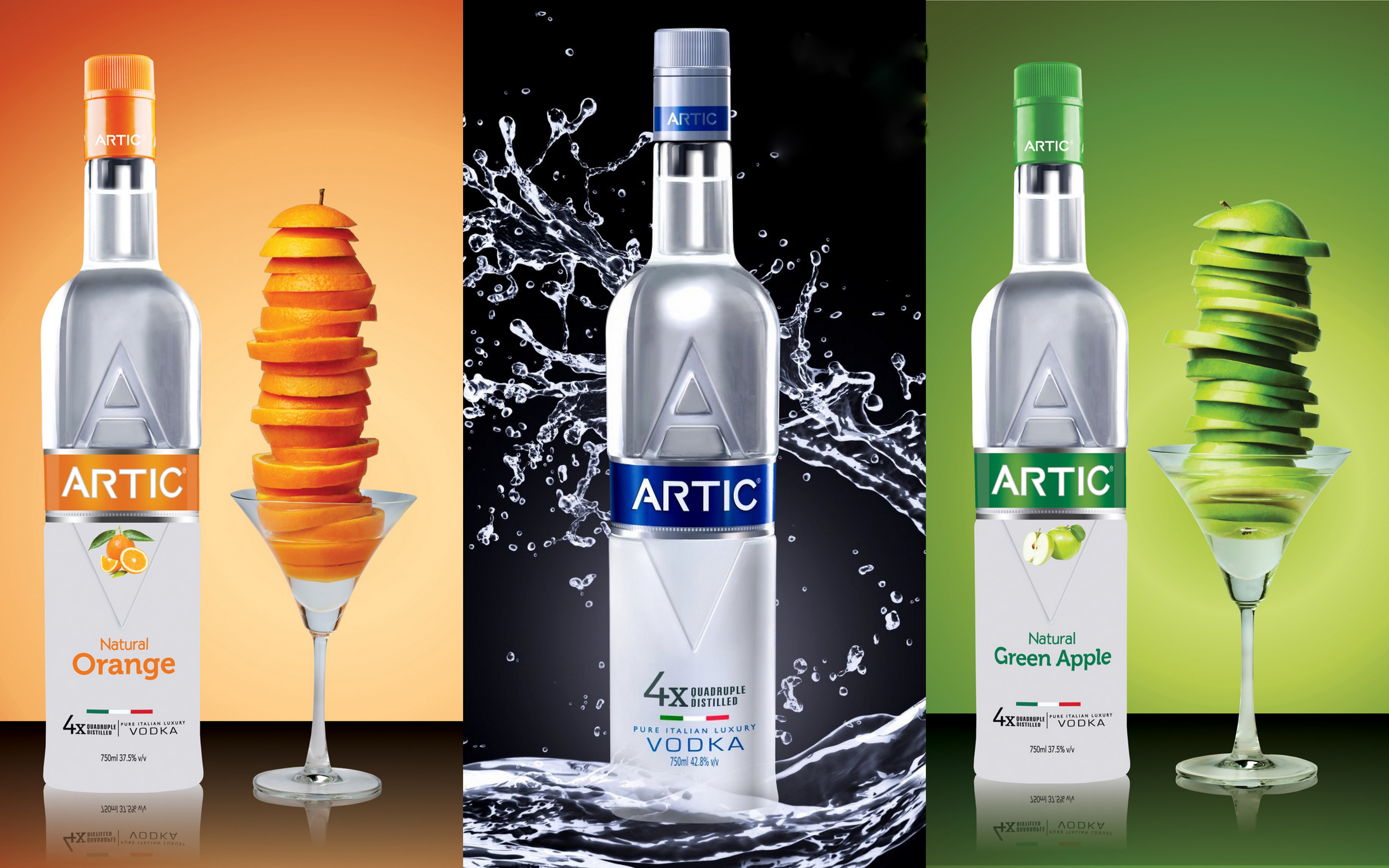 2 tbsp Artic Apple Vodka 2 tsp apple juice 1 tbsp thick apple sauce 2 cups flour