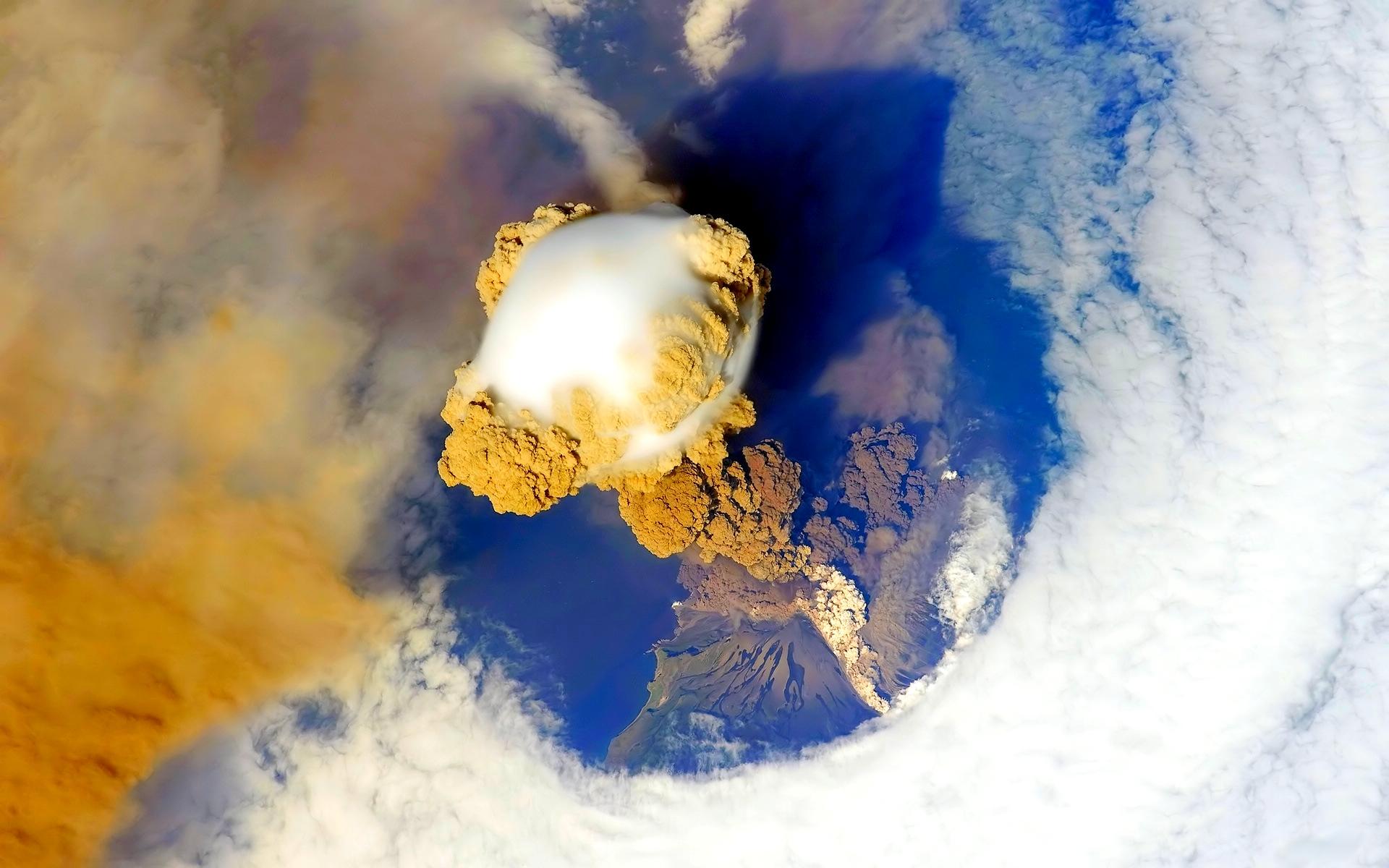 Volcanic Outburst
