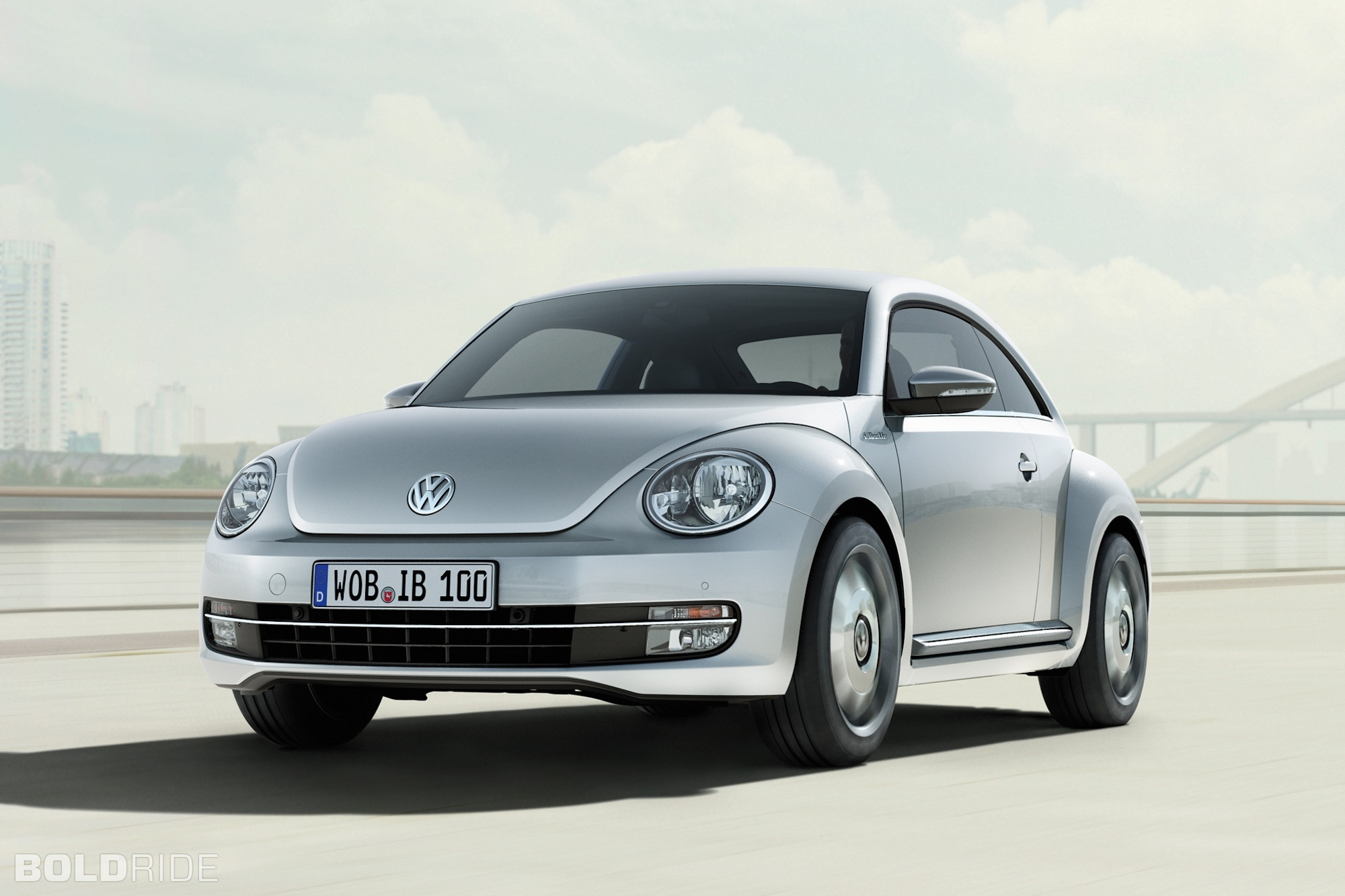2014 Volkswagen iBeetle 1600 x 1200