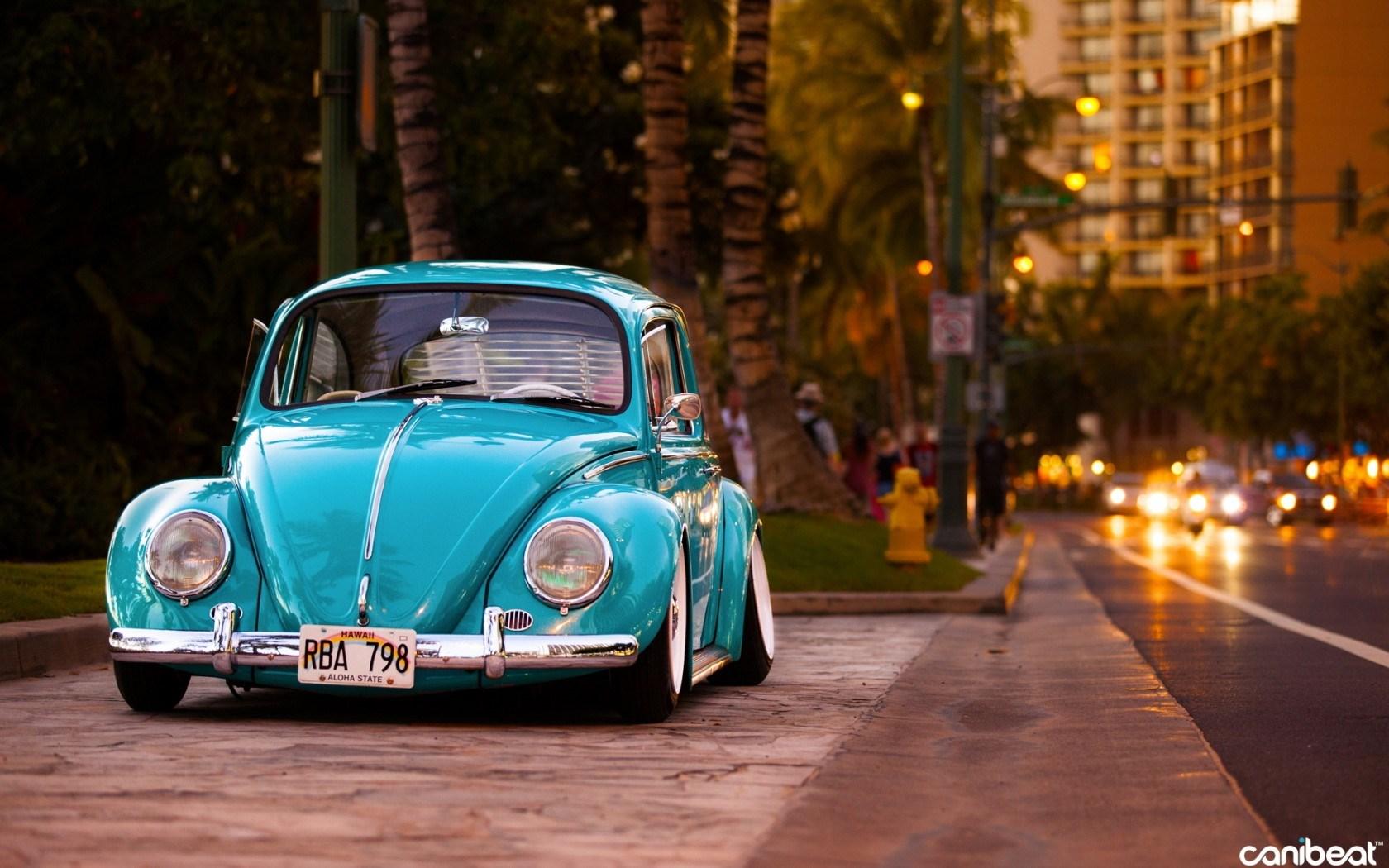 Volkswagen Beetle Street Tuning Car