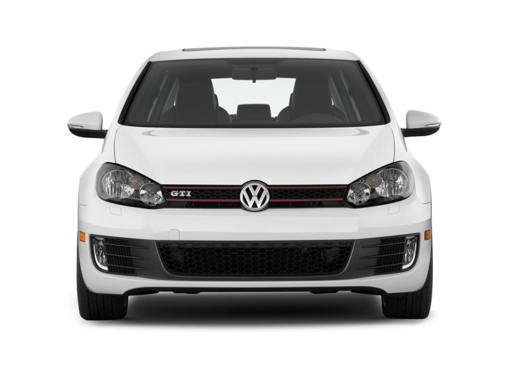 2011 Volkswagen GTI 4-door HB DSG PZEV Front Exterior View