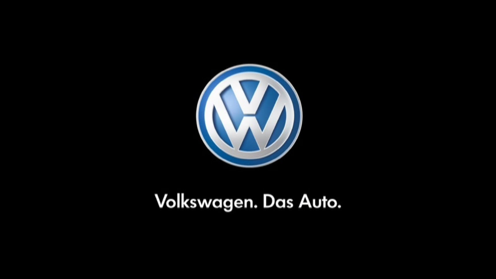 Volkswagen Logo Wallpaper 1600x900 80140
