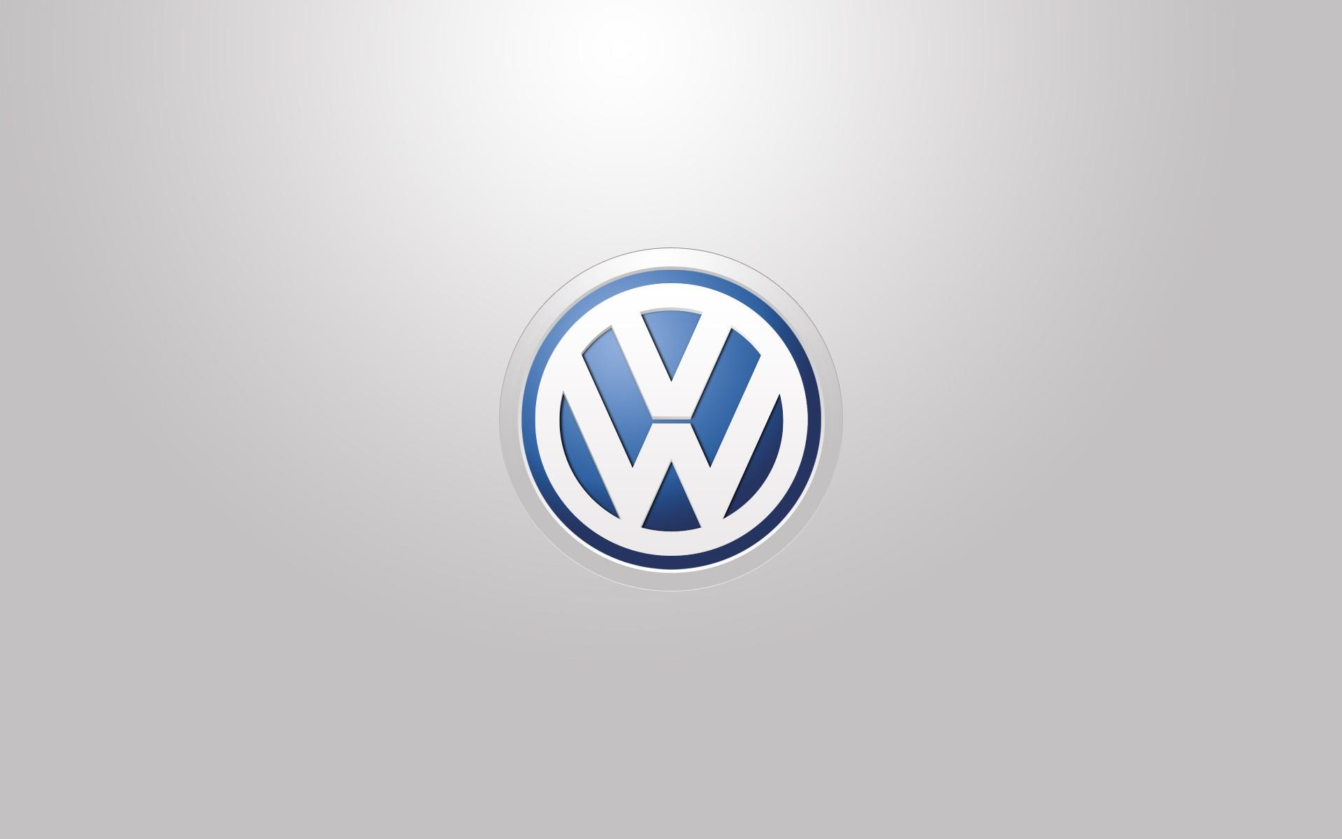1920x1200 Volkswagen Logos wallpaper