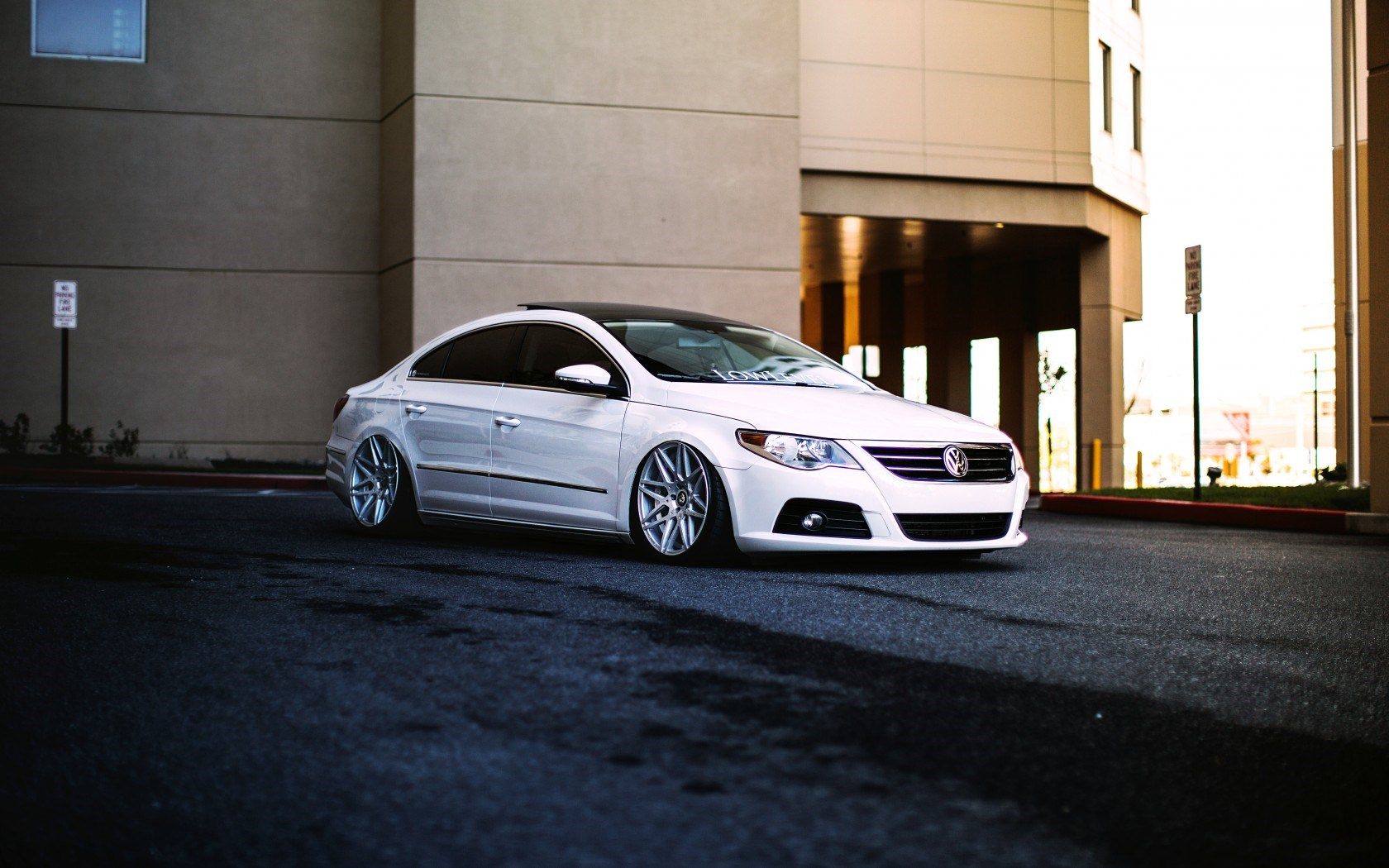 Volkswagen Passat CC Car Wheels Tuning