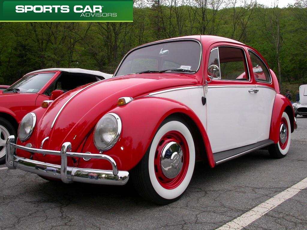 Volkswagen VW Beetle Car