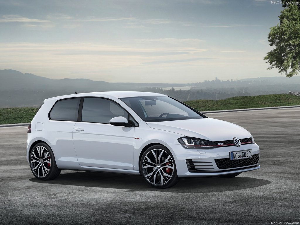 Photo of VW Golf GTI (MkVII)