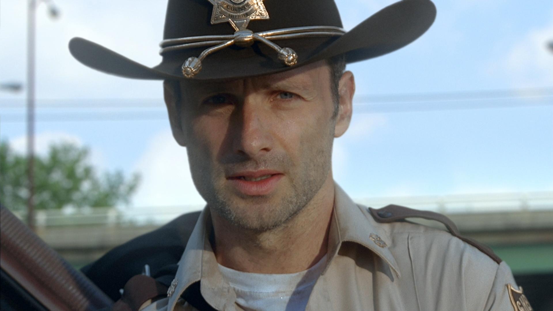 Walking Dead Rick 13436 1920x1080 px