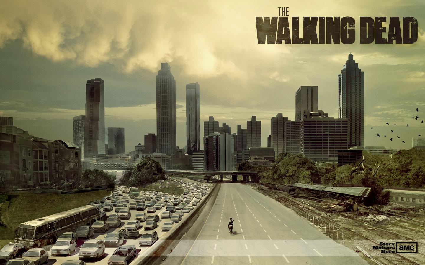 HD Wallpaper | Background ID:240942. 1440x900 TV Show The Walking Dead