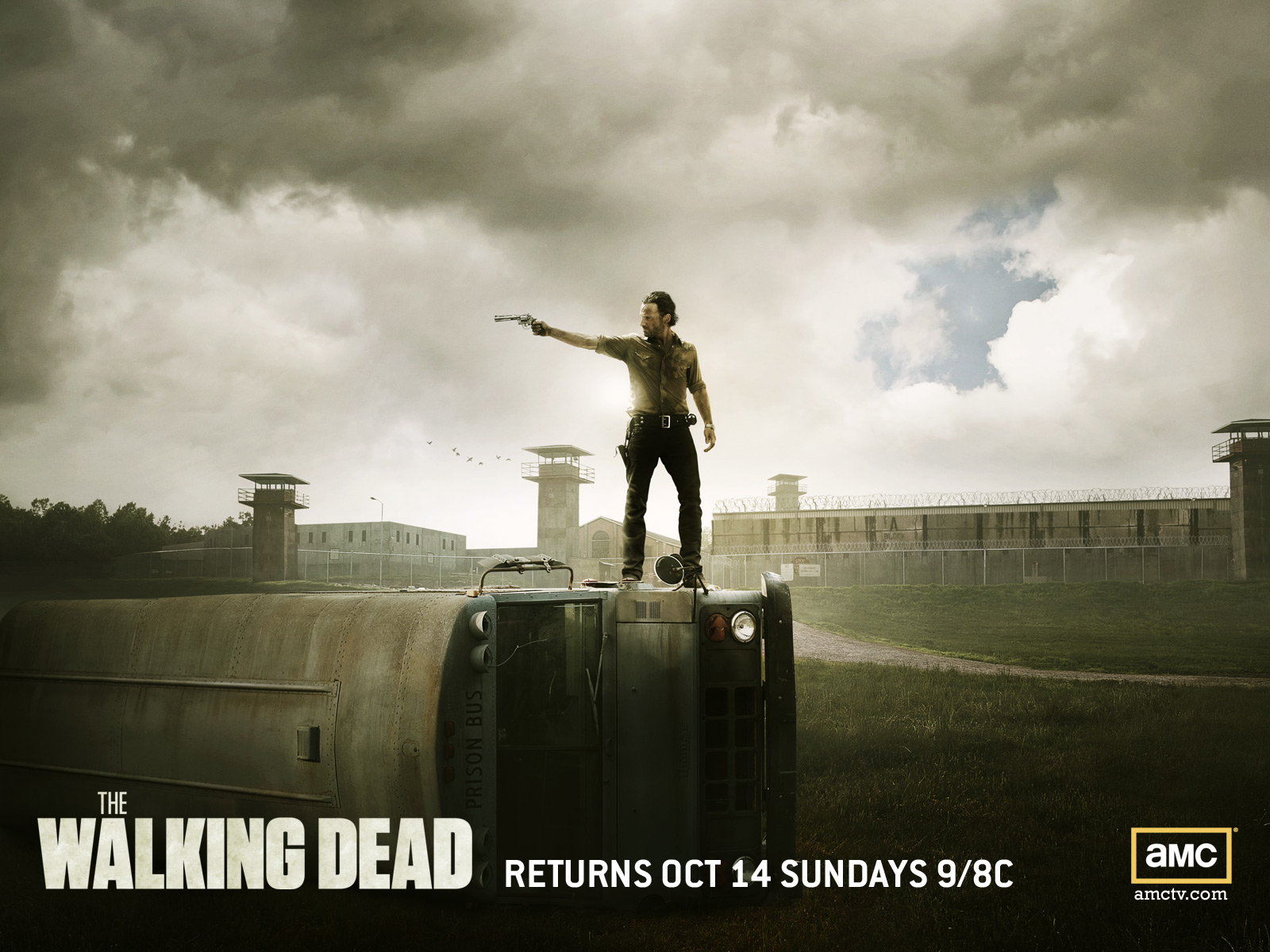 Walking Dead Wallpaper 1600x1200 84498