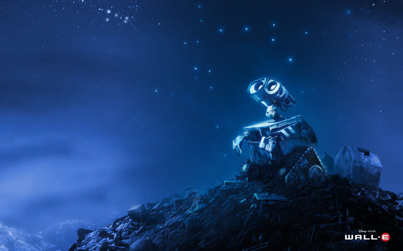 HD Wallpaper | Background ID:336205. 1280x800 Movie Wall·E