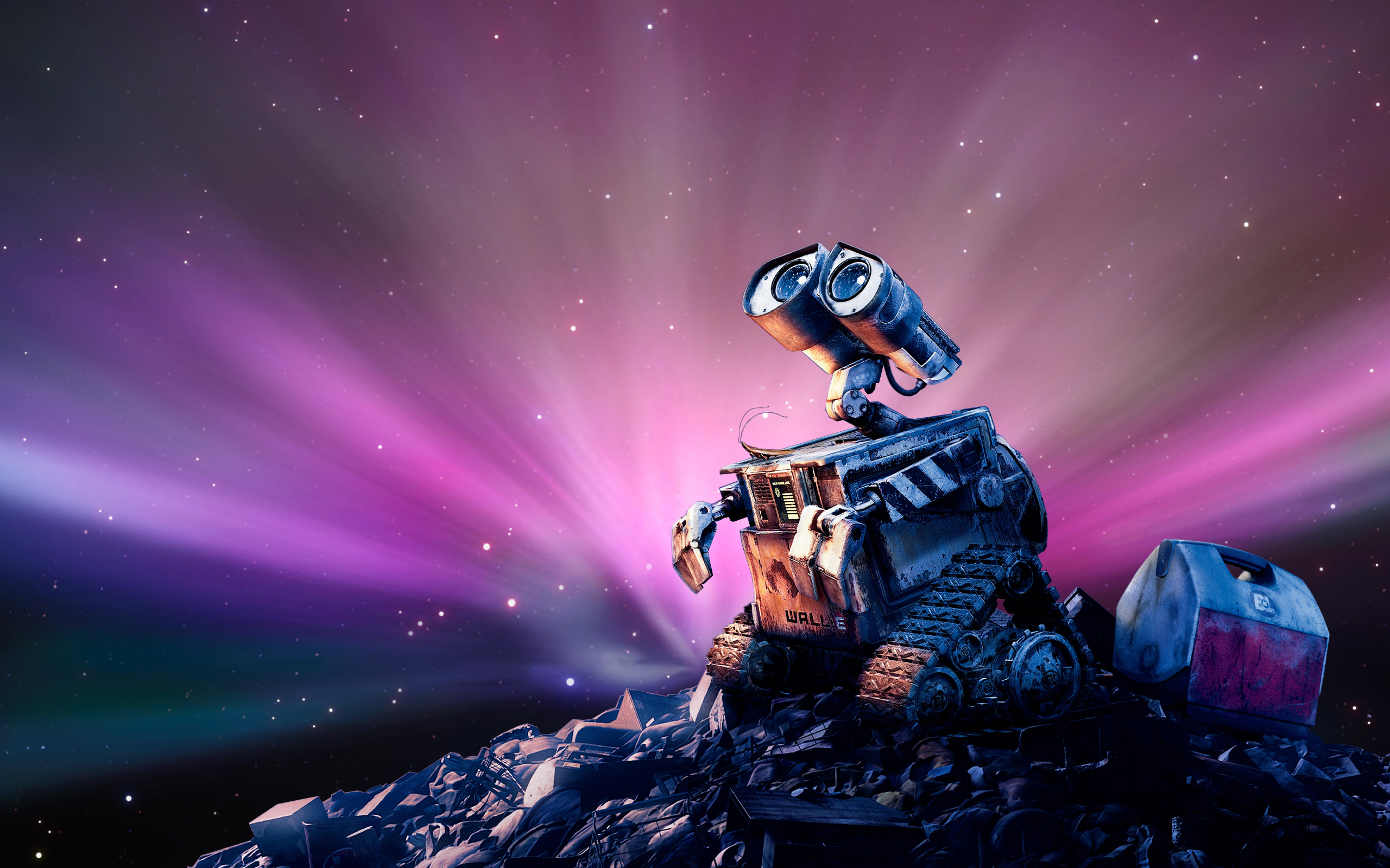 Wall-E background