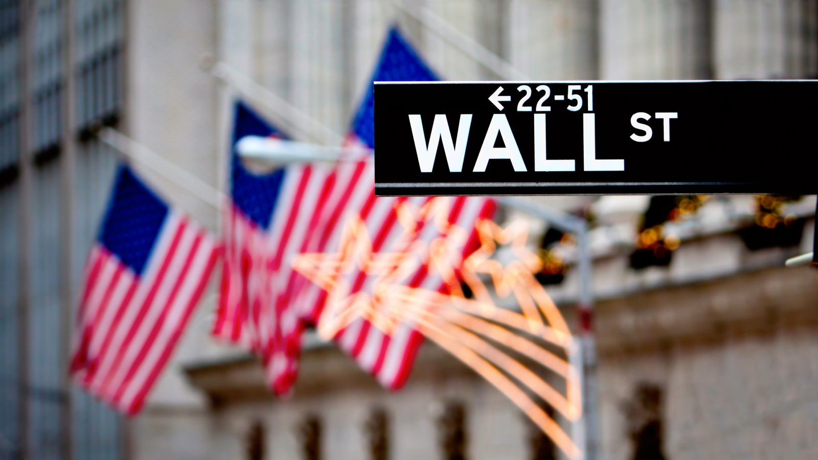 Wall Street Wallpaper