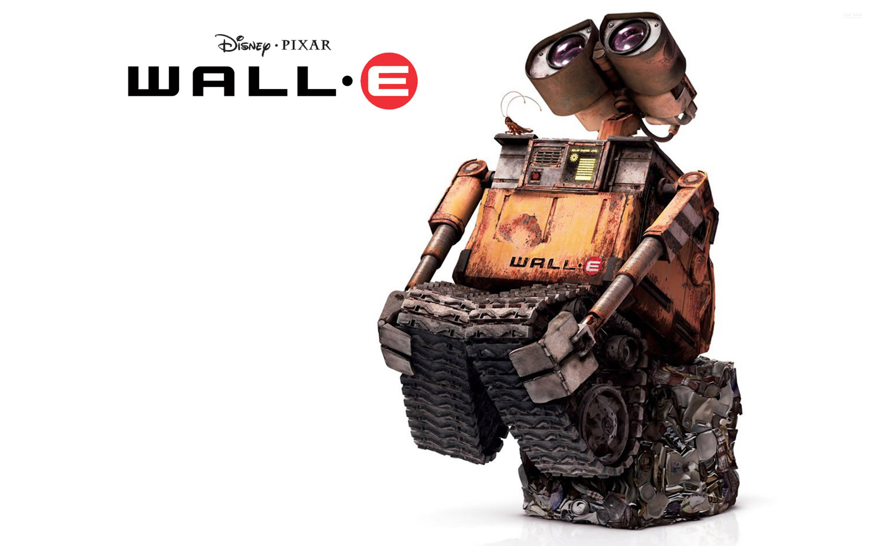 WALL-E wallpaper 2880x1800 jpg