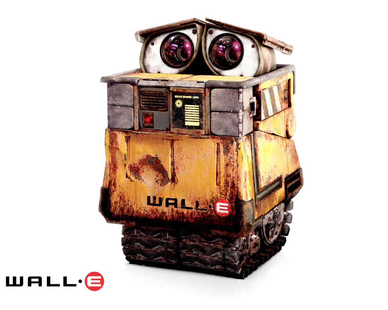 WALL-E Pixar Character HD Wallpaper Pictures Top Background