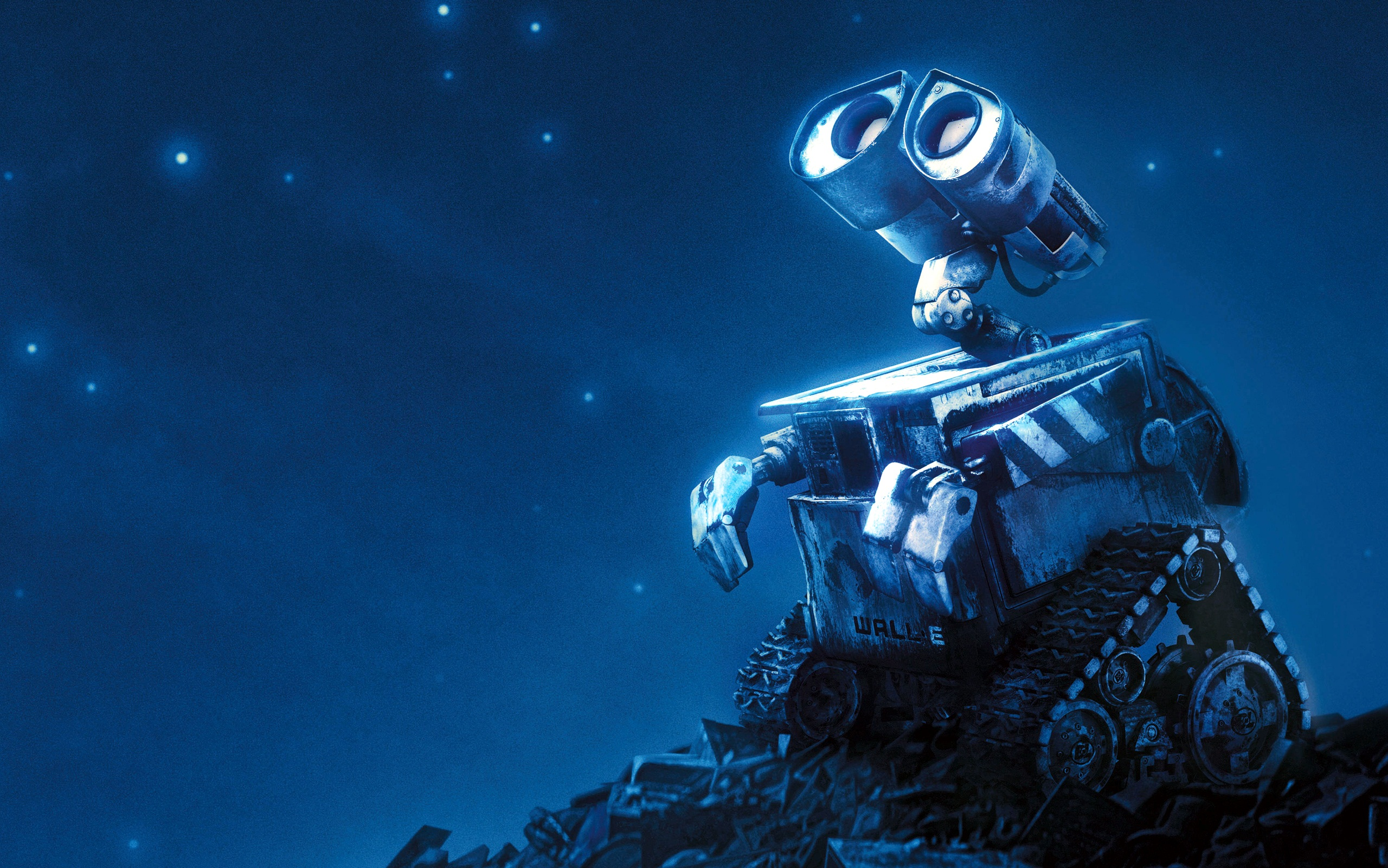 Wall-E wallpaper for desktop