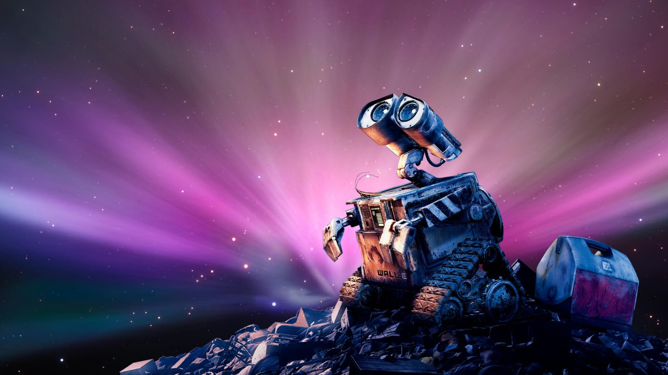 Politics, Media, and Why Wall-E is a Family Favorite