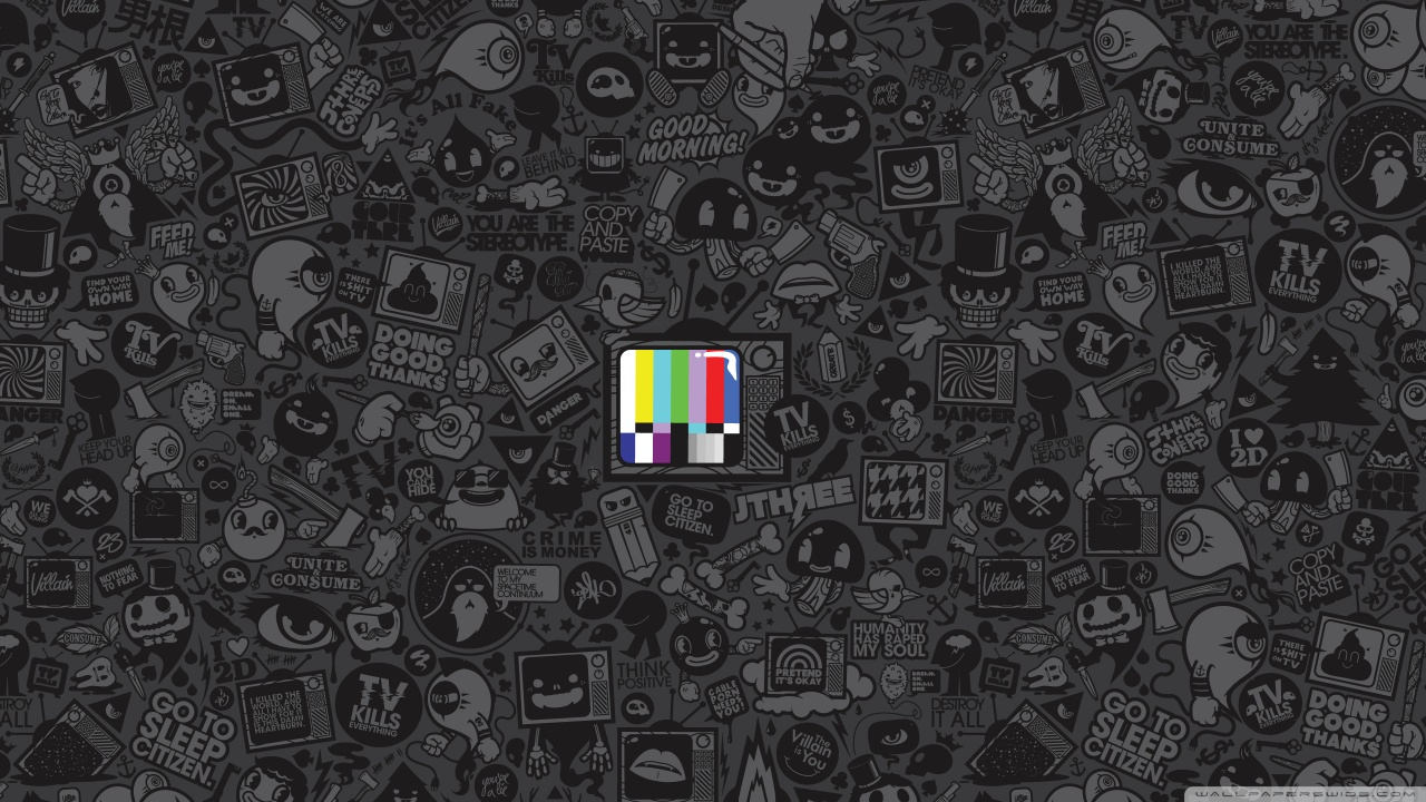 Wallpaper TV