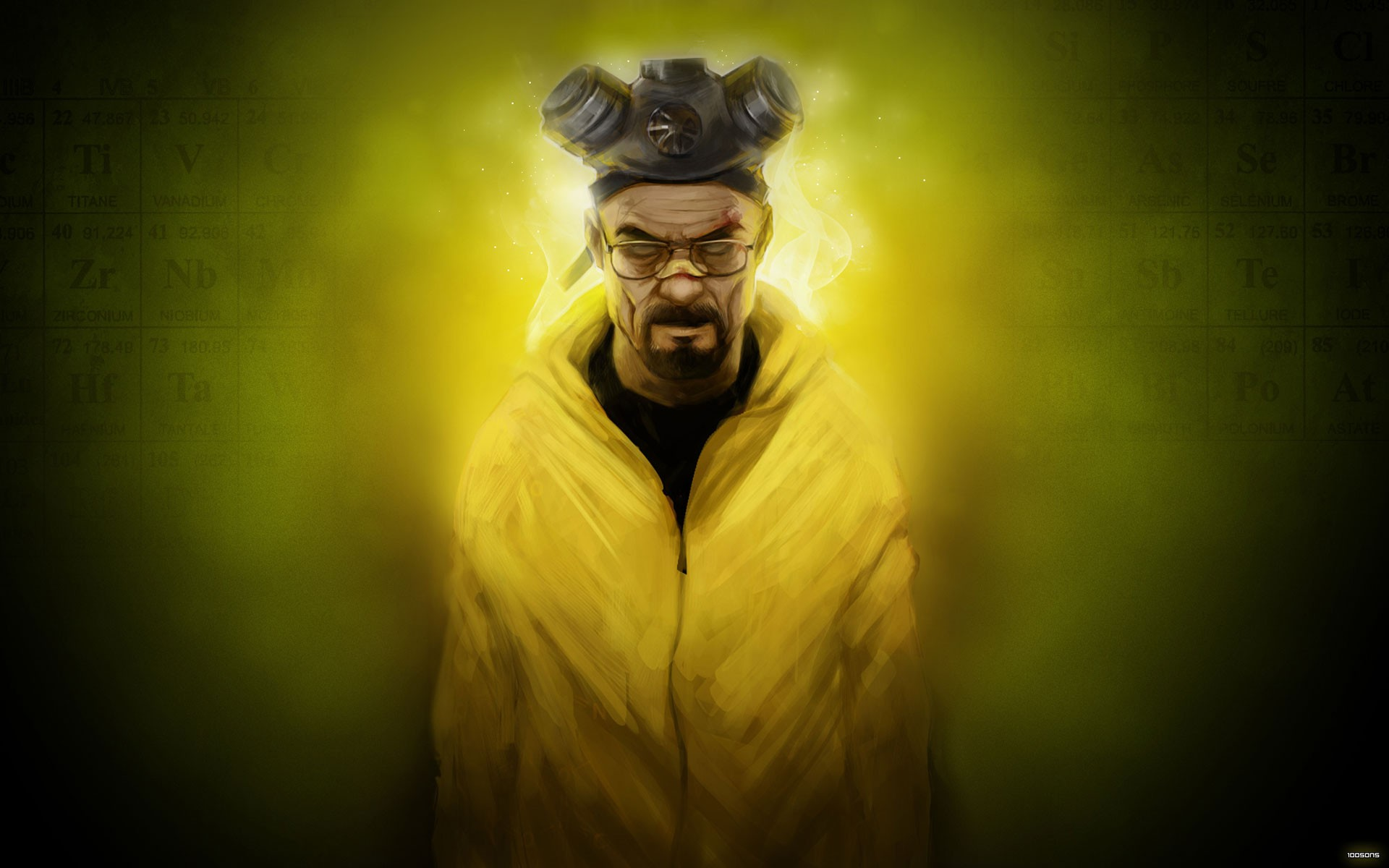 Here we have a HD Resolution wallpaper of Walter White Art for download