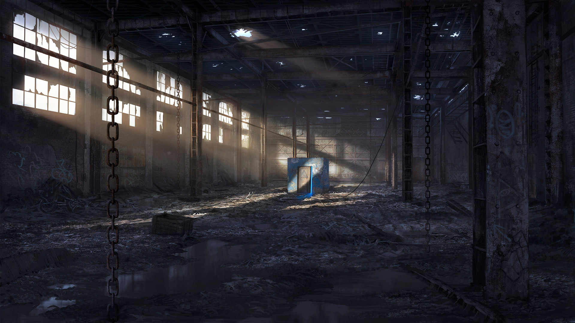 Warehouse Wallpapers