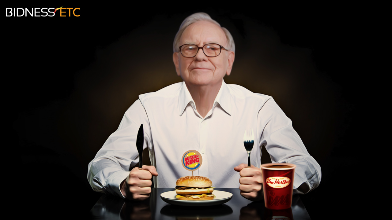 Why Warren Buffet Wants A Bite Of The Burger King-Tim Hortons Deal