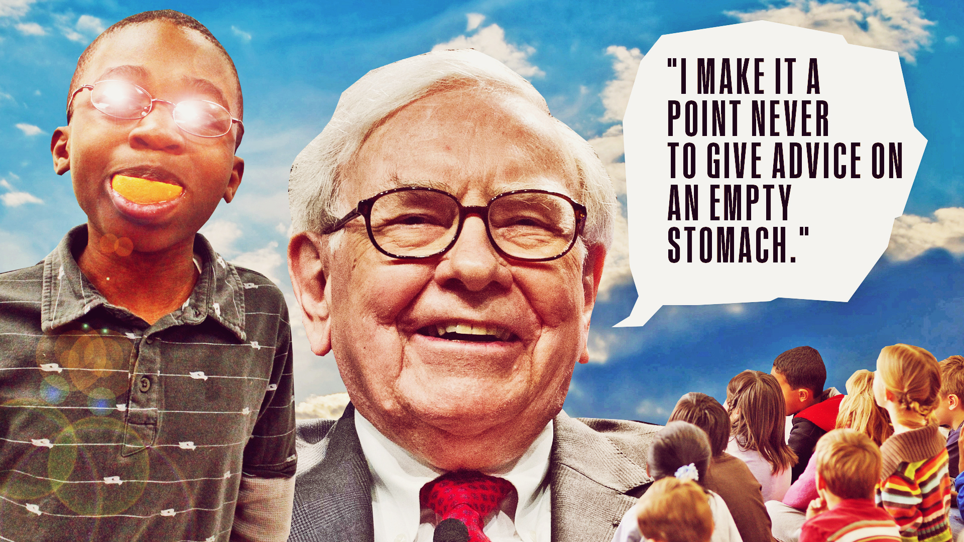 Warren Buffett Gives Financial Advice To 10-Year-Olds | Fast Company | Business + Innovation