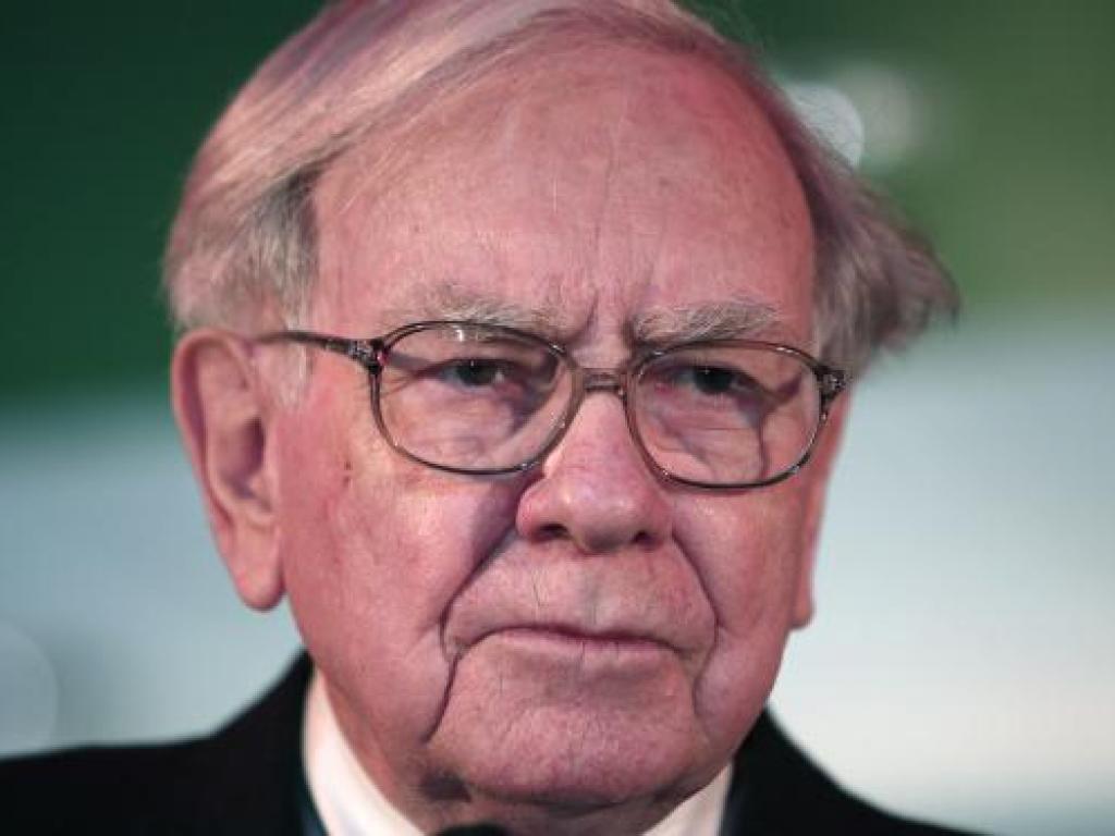 Warren Buffett: This Is Not Bubble Territory