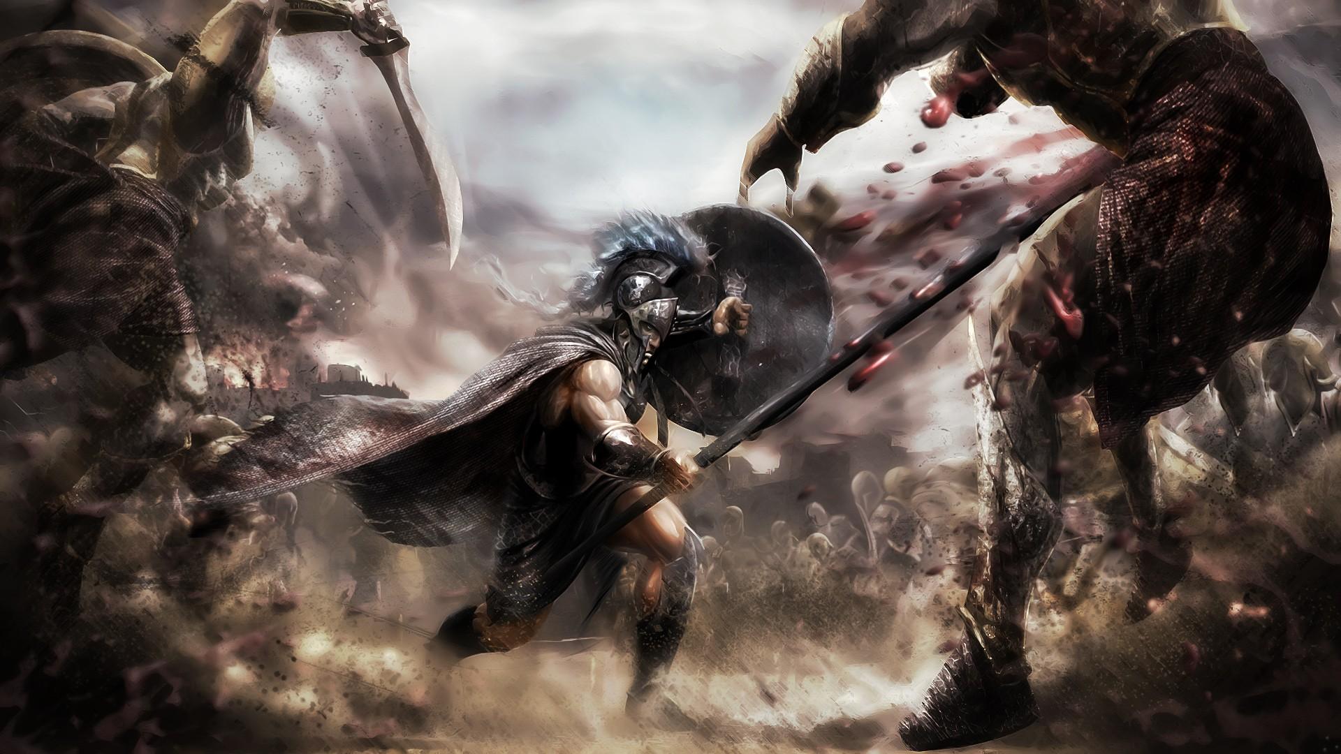Warrior Wallpaper