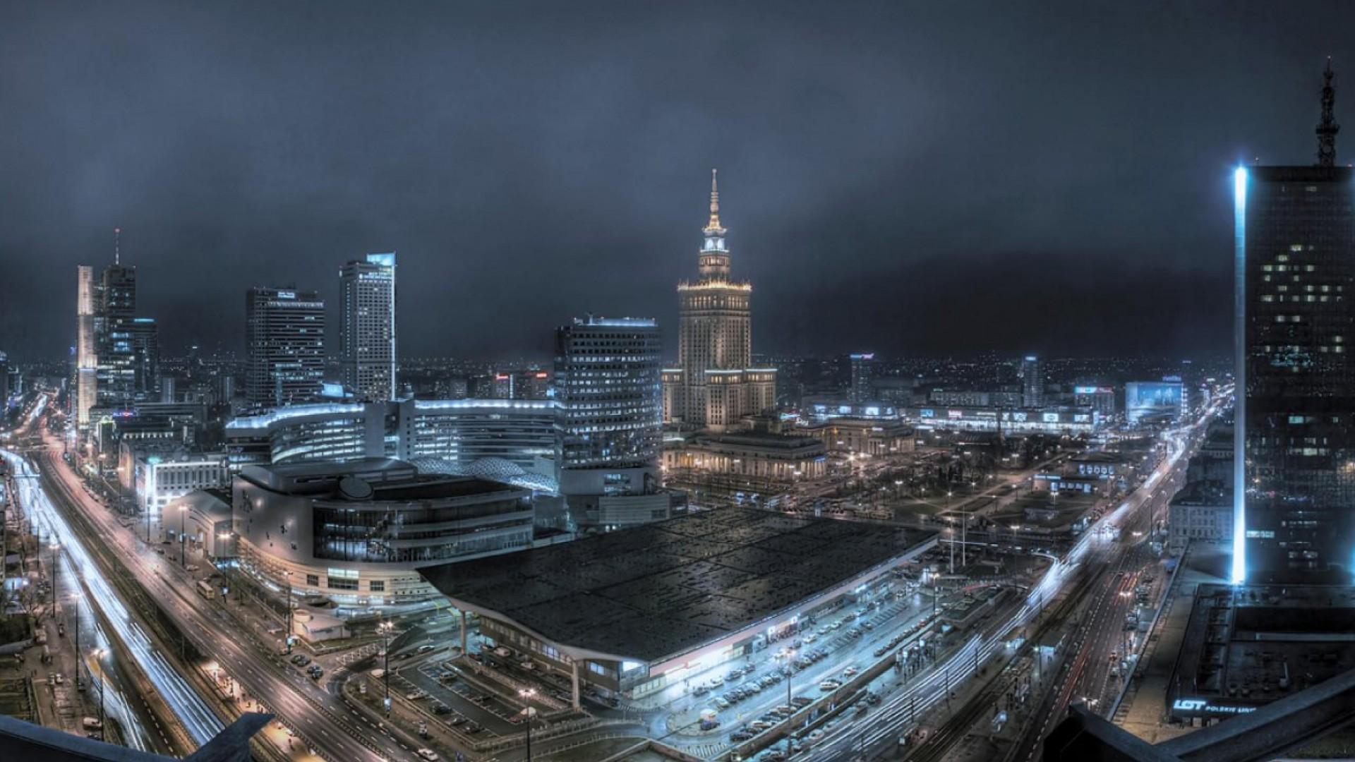 Warsaw Wallpaper