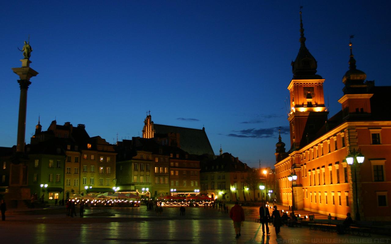 ... Warsaw Poland.