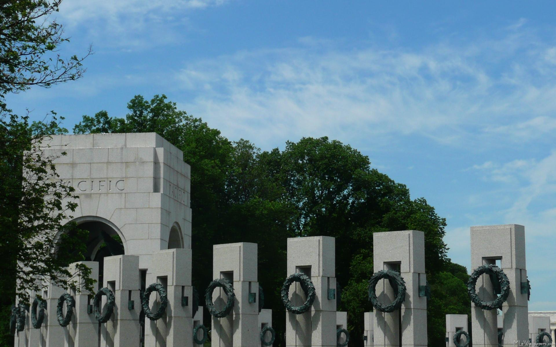 WWII Memorial Wreaths II