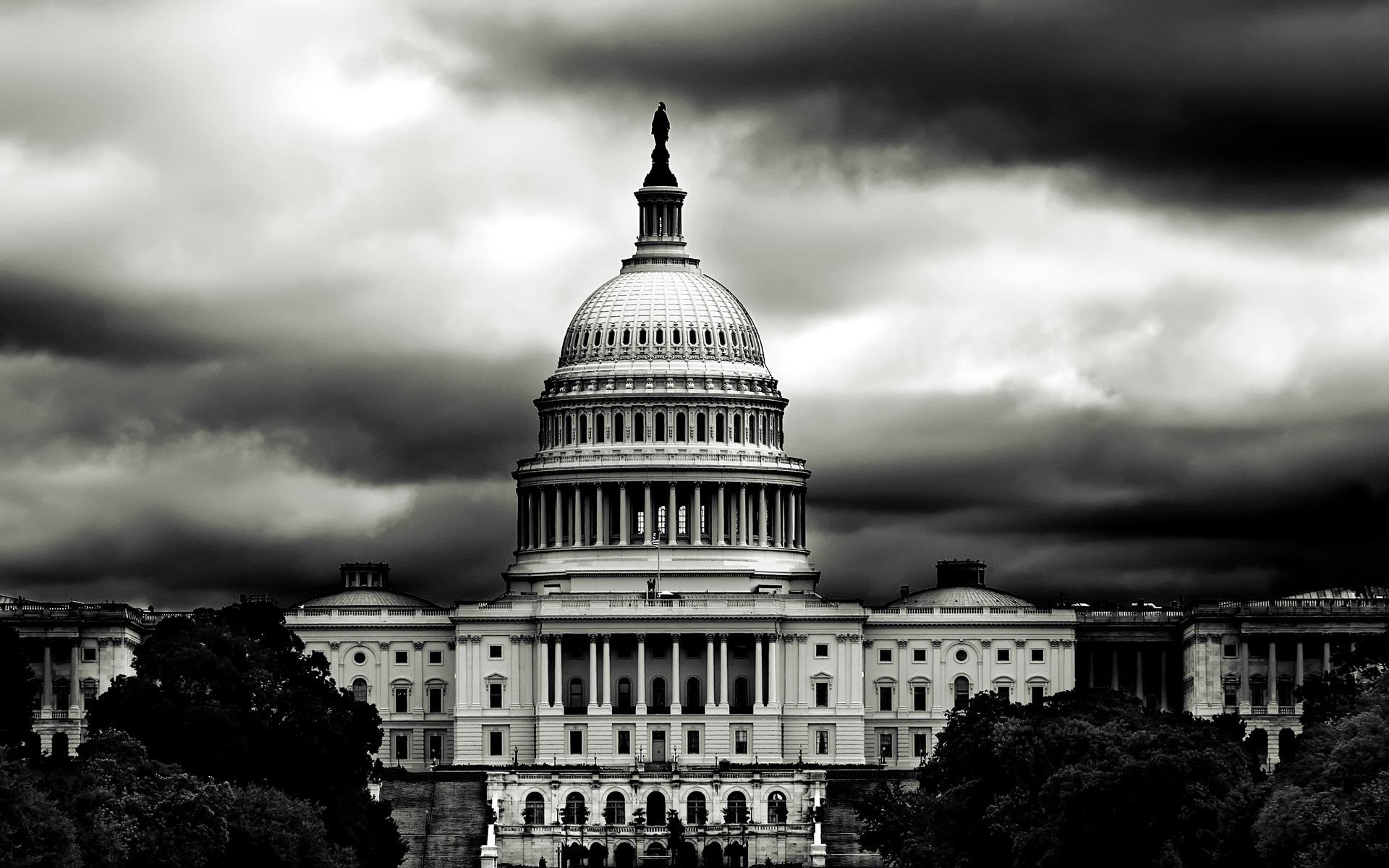 The United States Capitol Washington DC Wallpaper – 1920 x 1200 pixels – 589 kB