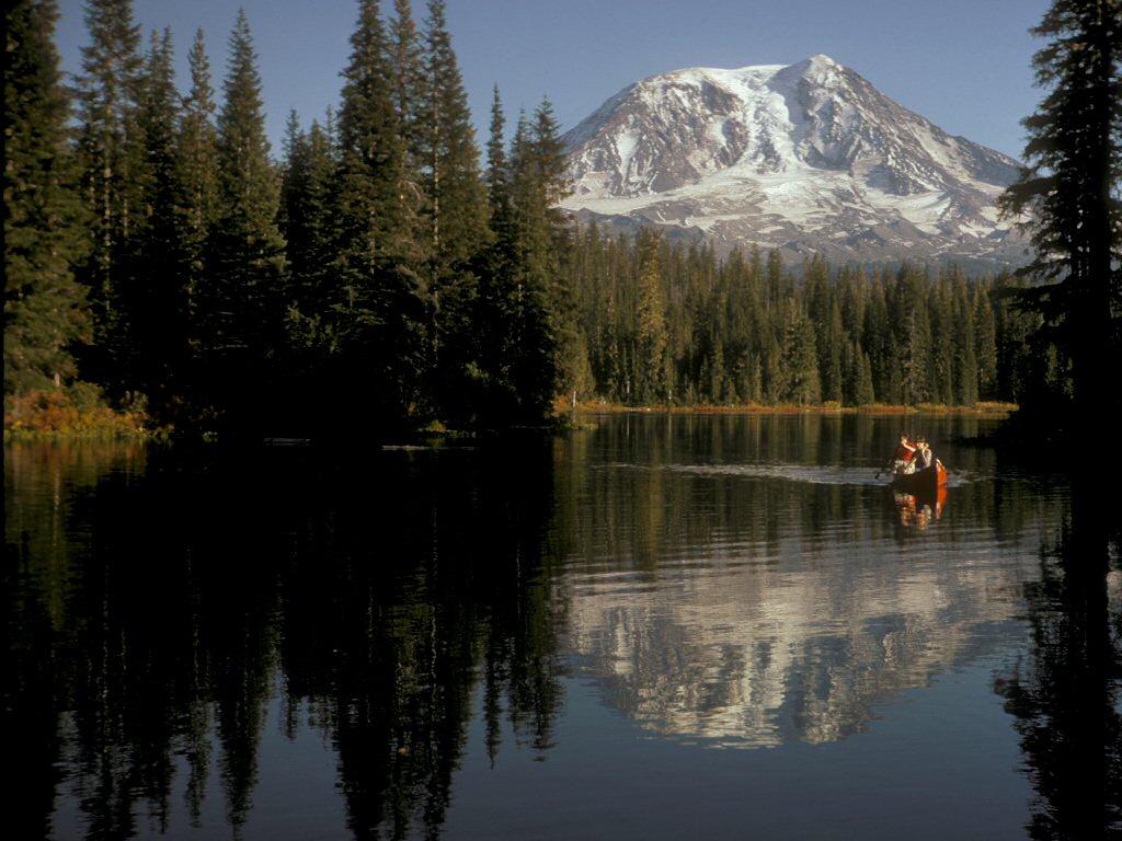 Washington State Background