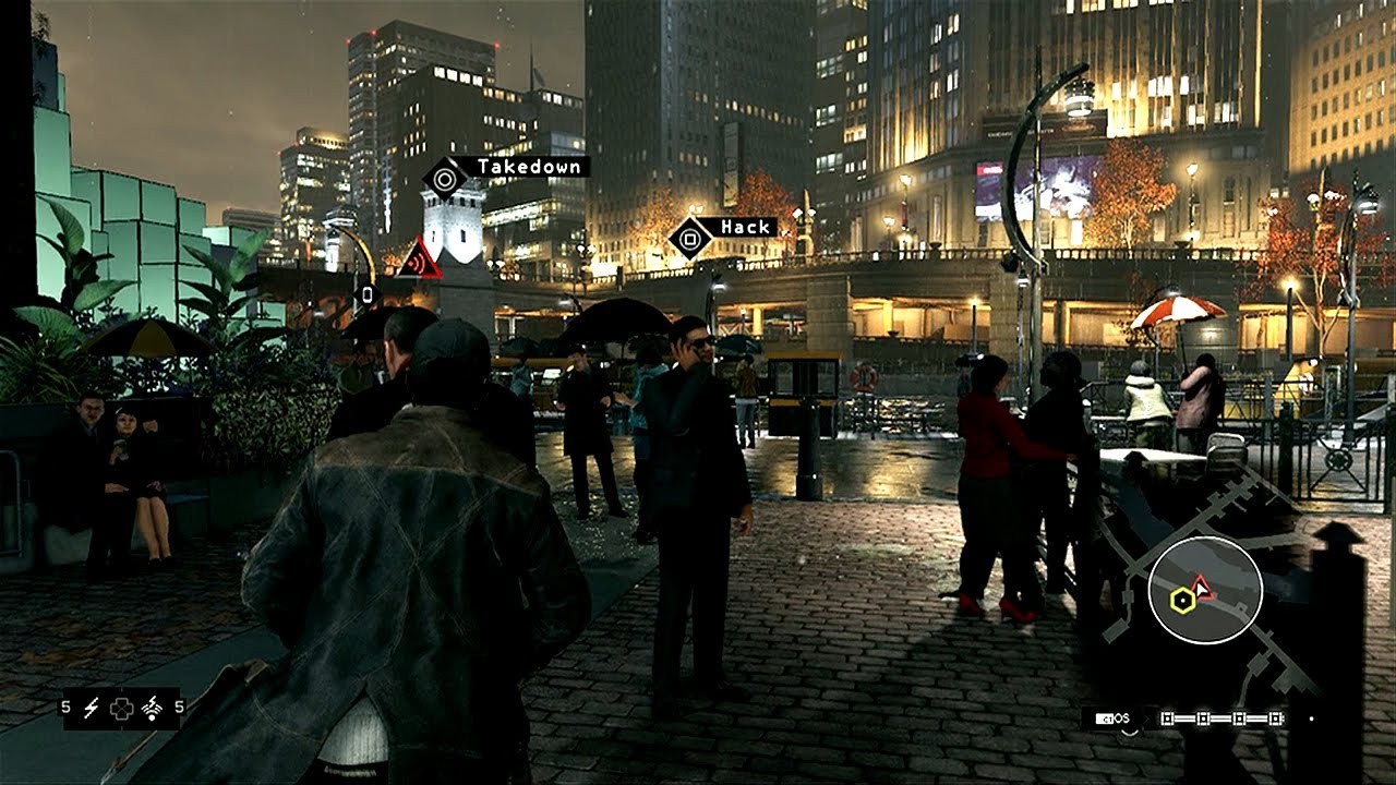 Watch Dogs PC/PS4 Video Tech Comparison