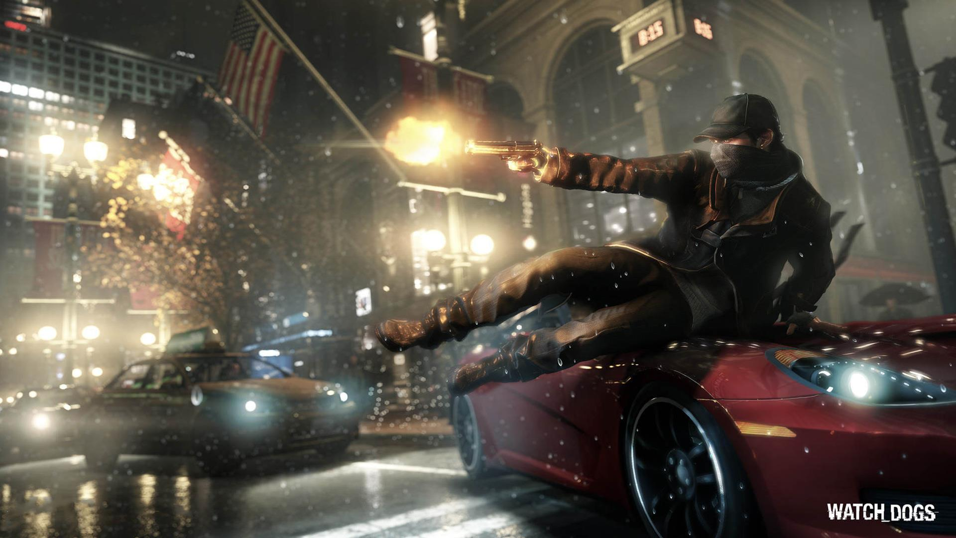 HD Wallpaper | Background ID:270065. 1920x1080 Video Game Watch Dogs