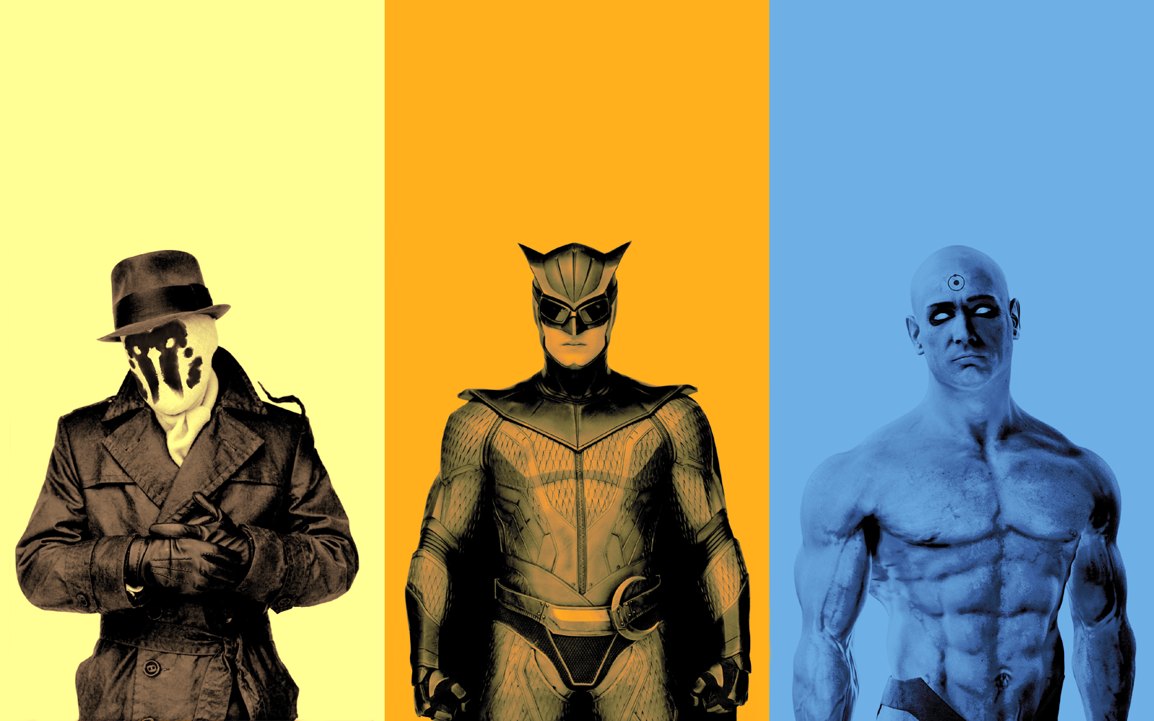 Watchmen…we love it!! :D If you're watching this, surely you too!