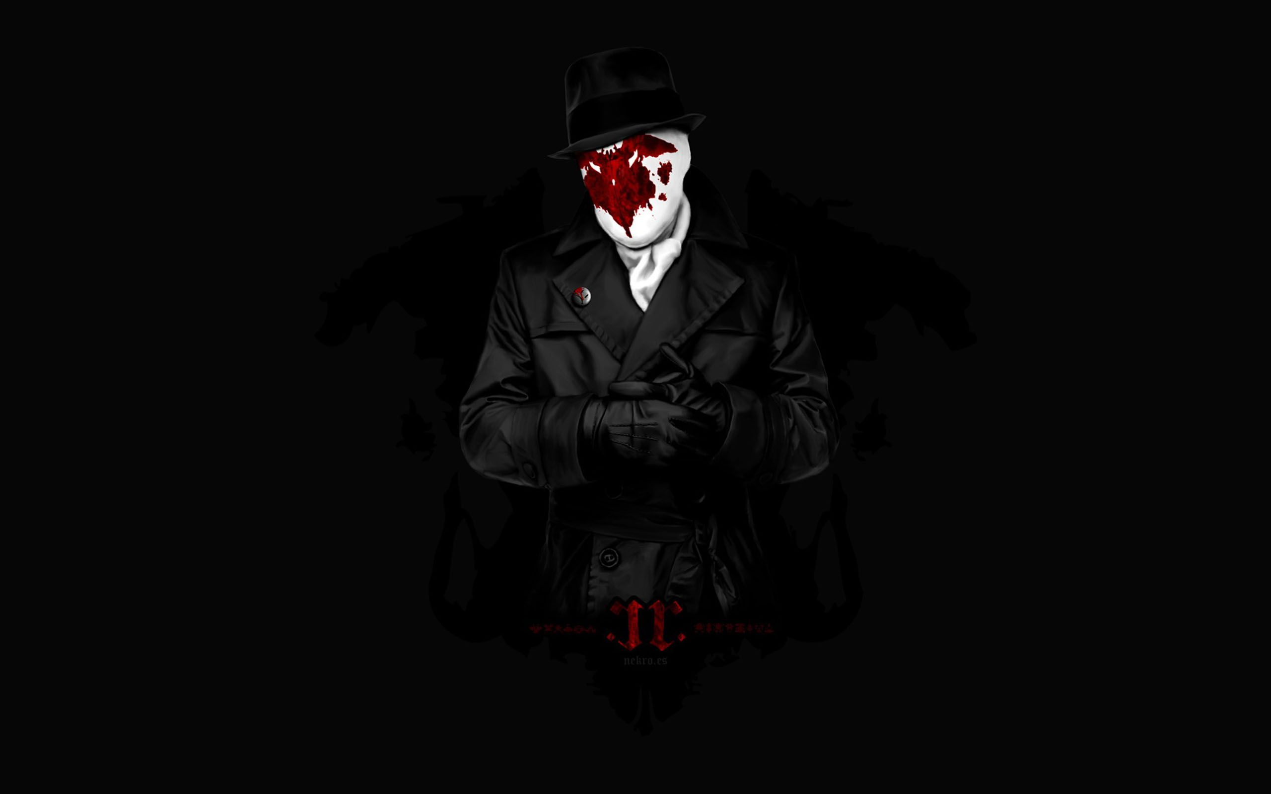 group of watchmen rorschach hd wallpapers