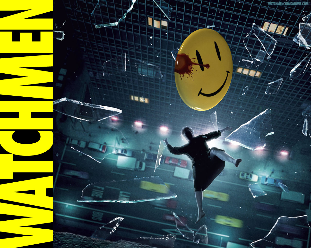 Watchmen Wallpaper 3029