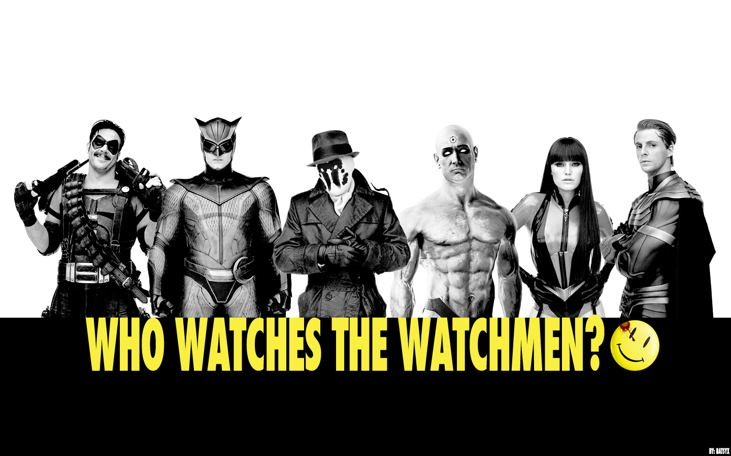 watchmen Wallpaper Who Watches the Watchmen? - Watchmen Wallpaper (14960175) - Fanpop