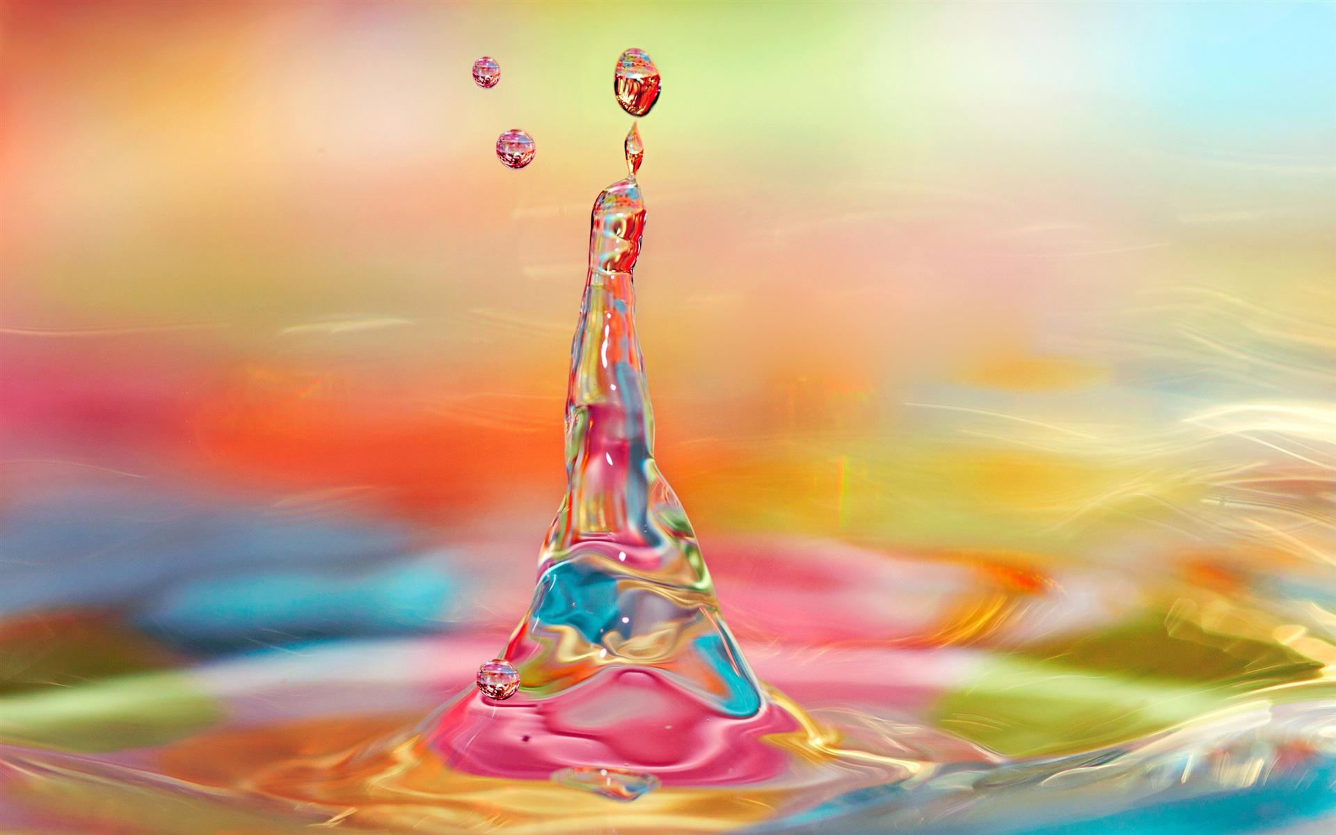 Water Drop Capture