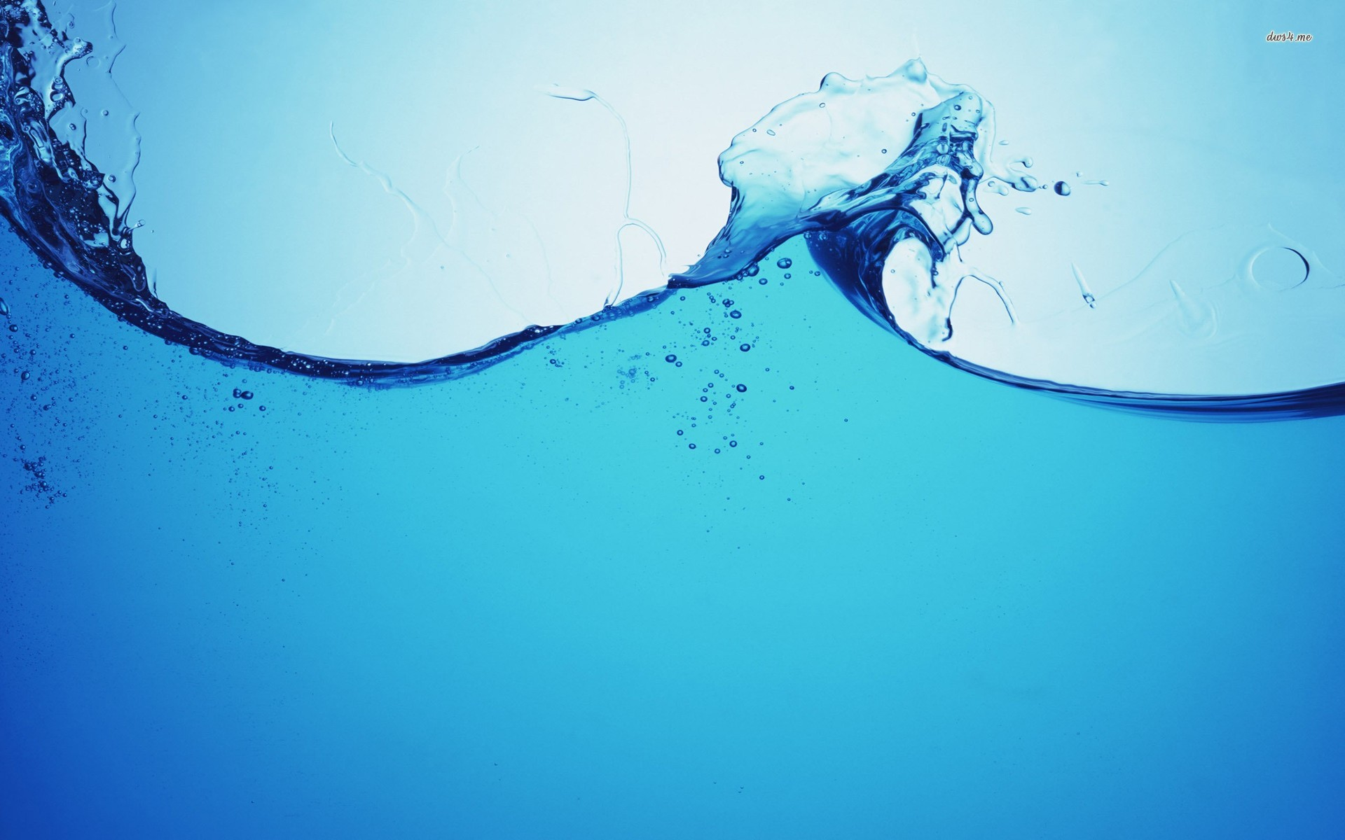 ... Water splash wallpaper 1920x1200 ...