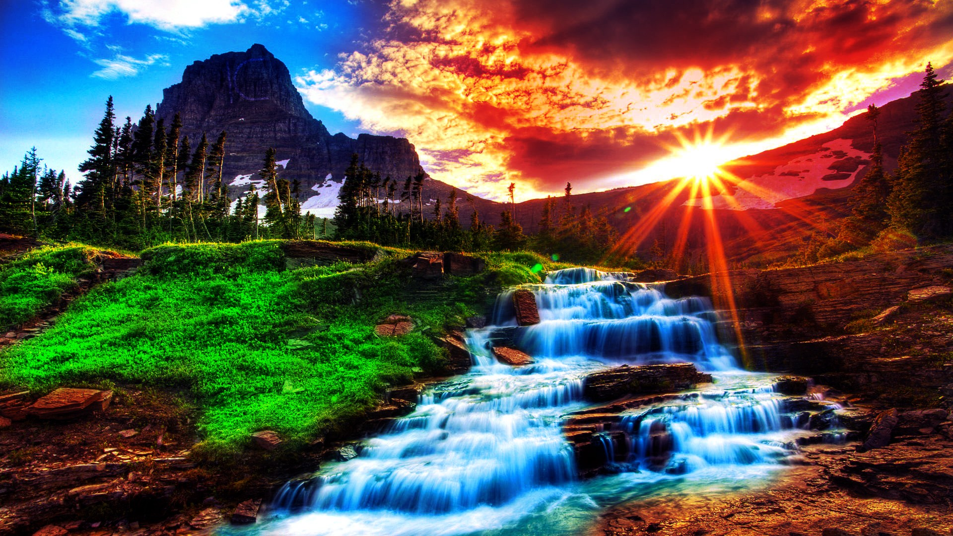 ... Waterfall Wallpaper · Waterfall Wallpaper HD