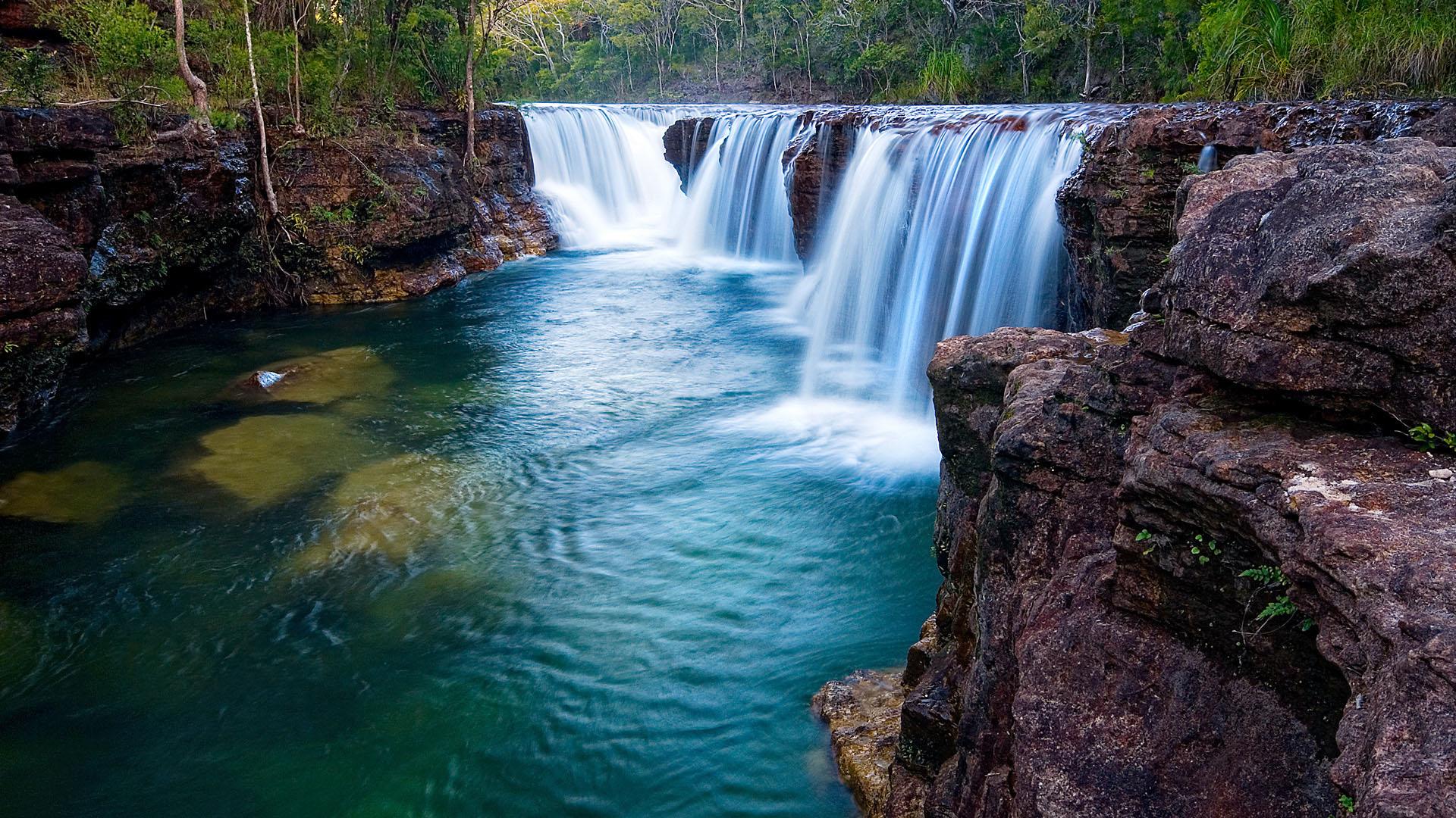 Waterfall Wallpaper HD