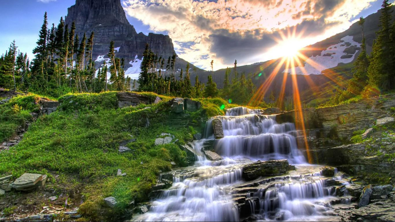 Waterfall Wallpaper HD